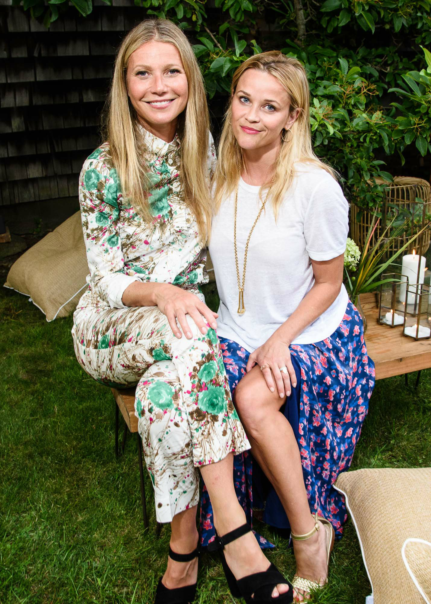 <p>Gwyneth Paltrow and Reese Witherspoon</p>