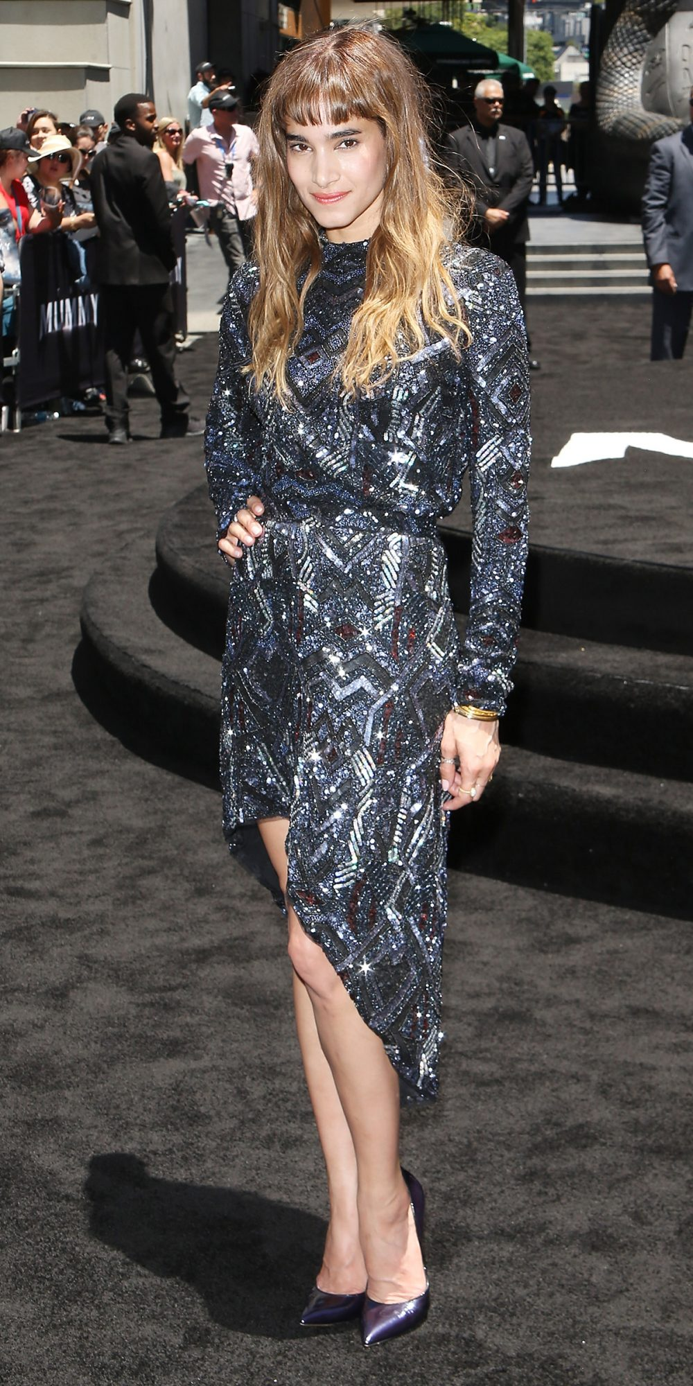 """<p><strong>In Rodarte at Universal's""""The Mummy Day"""" Celebration in Hollywood</strong></p>"""