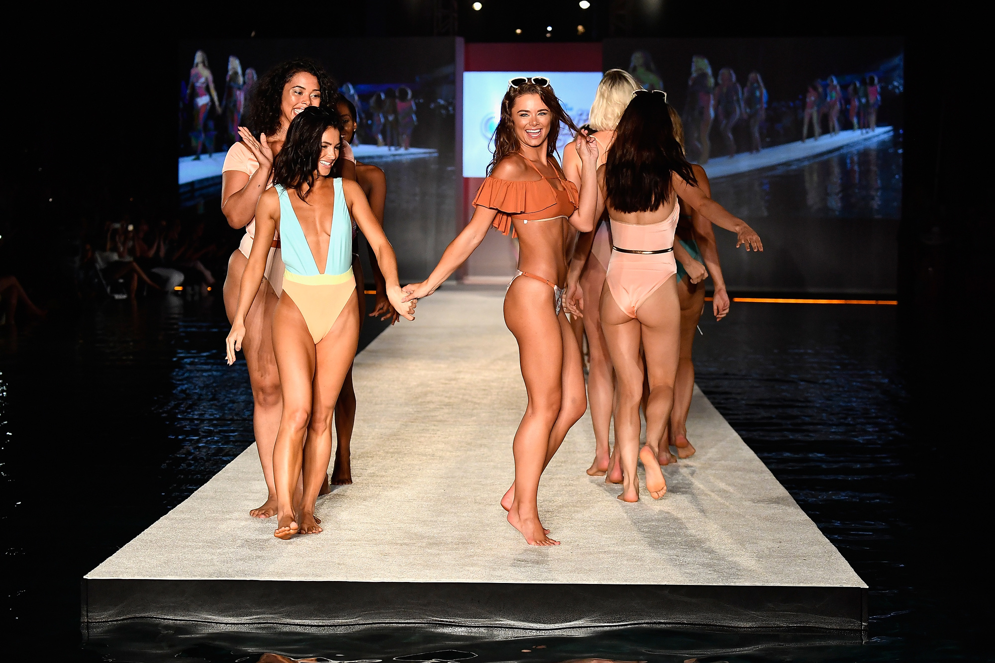 SI Swimsuit Makes a Splash at Miami Swim Week with Swimwear Line for Every Woman