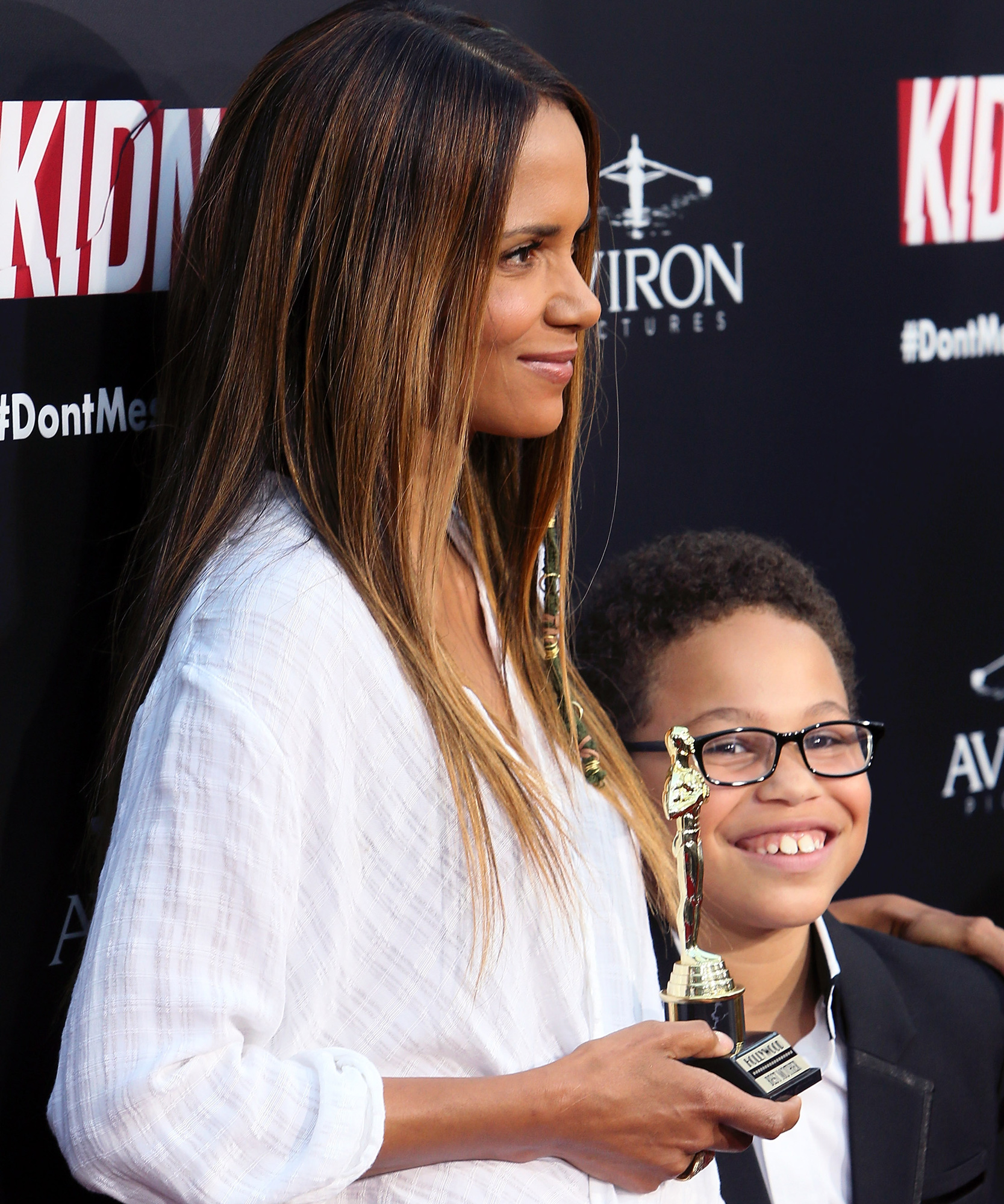 Halle Berry Kidnapped Premiere