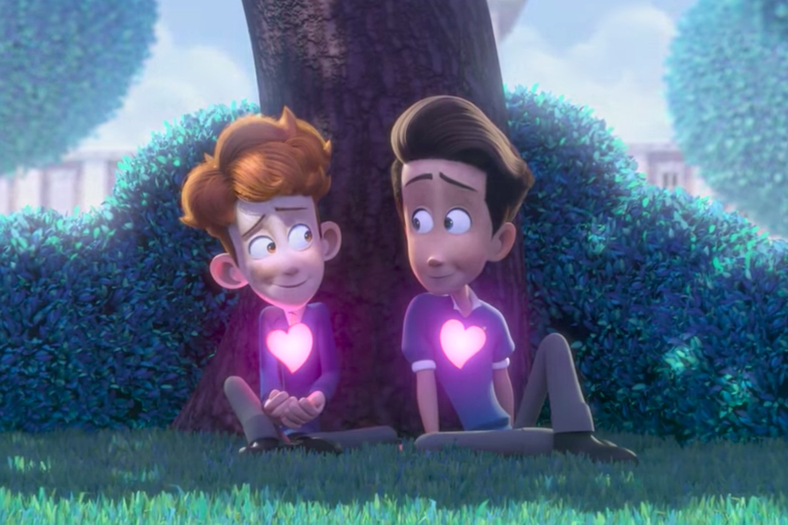 This Viral Animated Short About Two Boys Crushing Over Each Other Is So Sweet