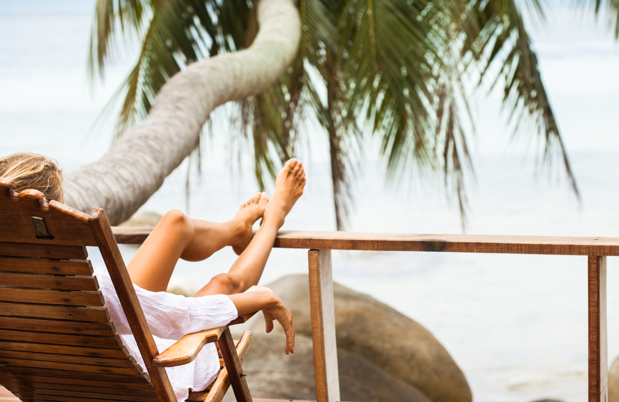 7 Simple Ways to Unplug While on Vacation