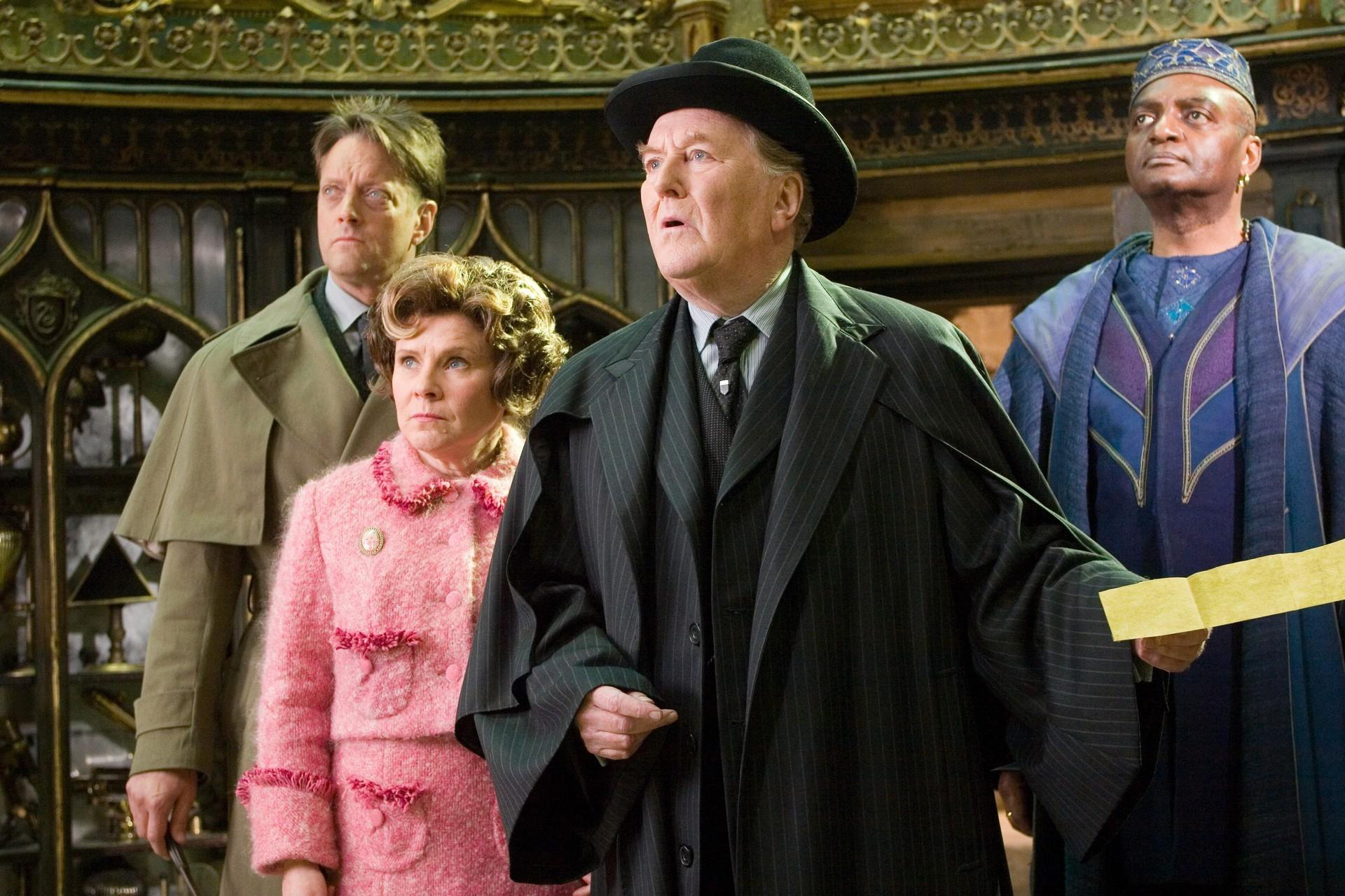 This Acclaimed <em>Harry Potter </em>Star Has Passed Away at Age 91