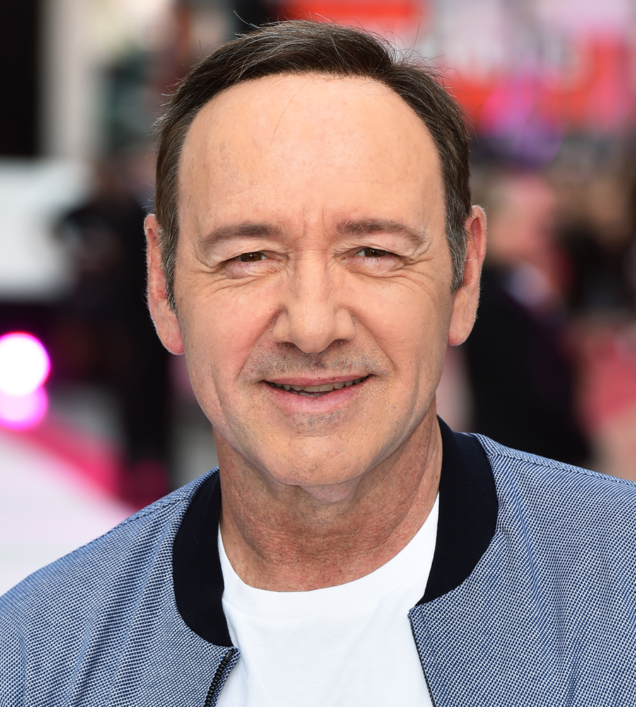 <p>Kevin Spacey</p>