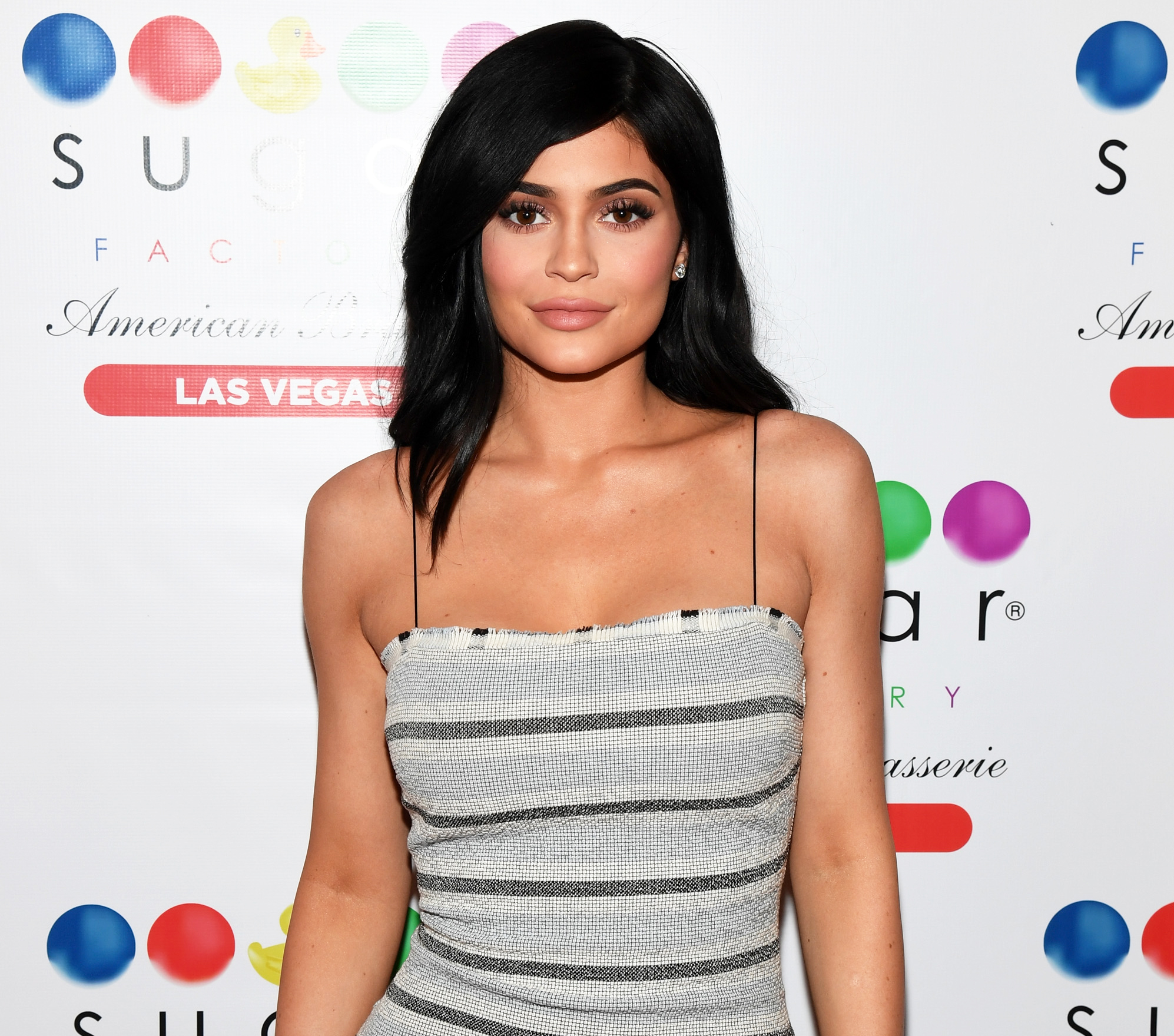 Kylie Jenner's Family Gifted Her a Booty Ice Sculpture for Her 20th Birthday