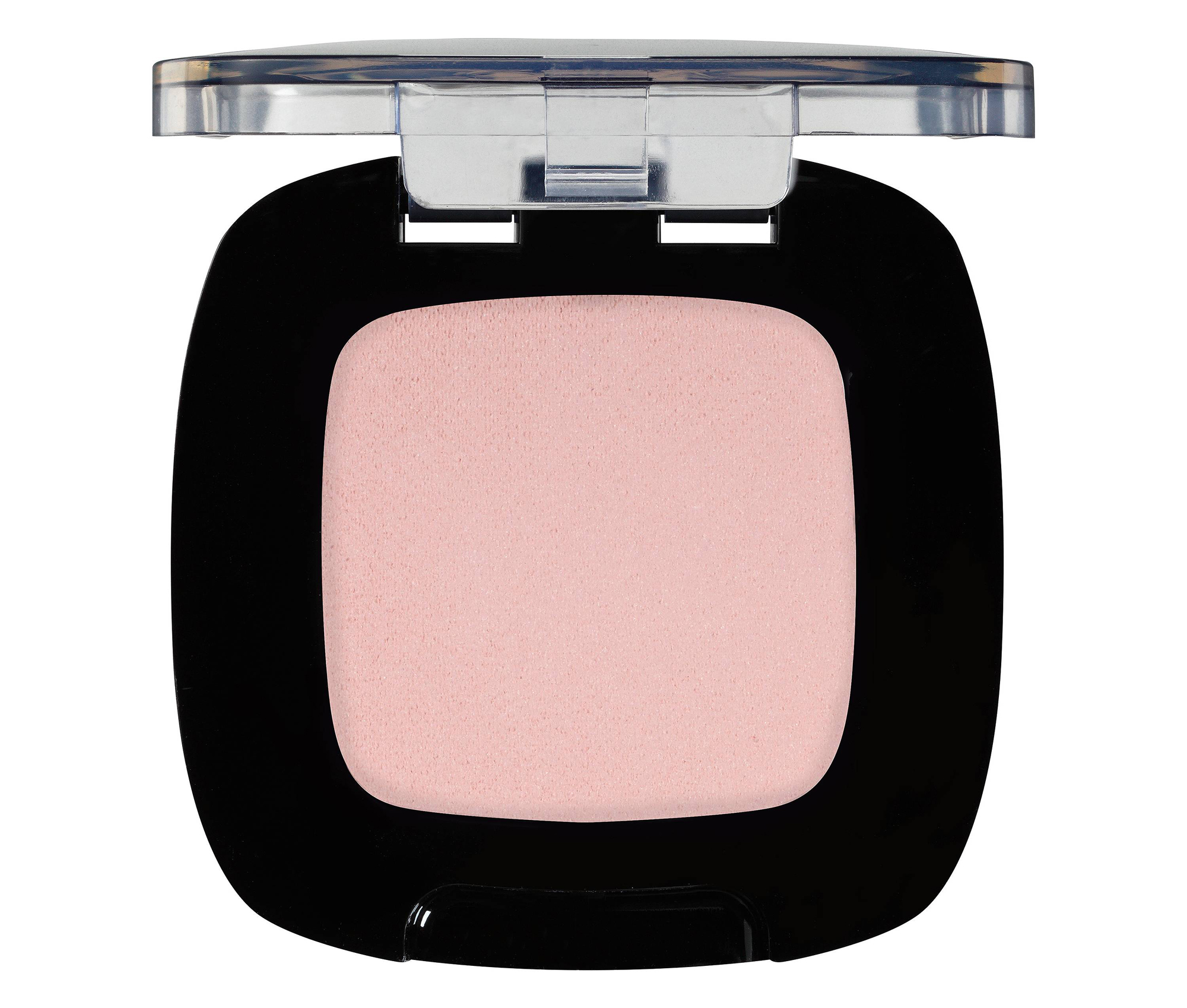 Fair Complexions: L'Oréal Paris Color Riche Monos Eyeshadow in Mademoiselle Pink