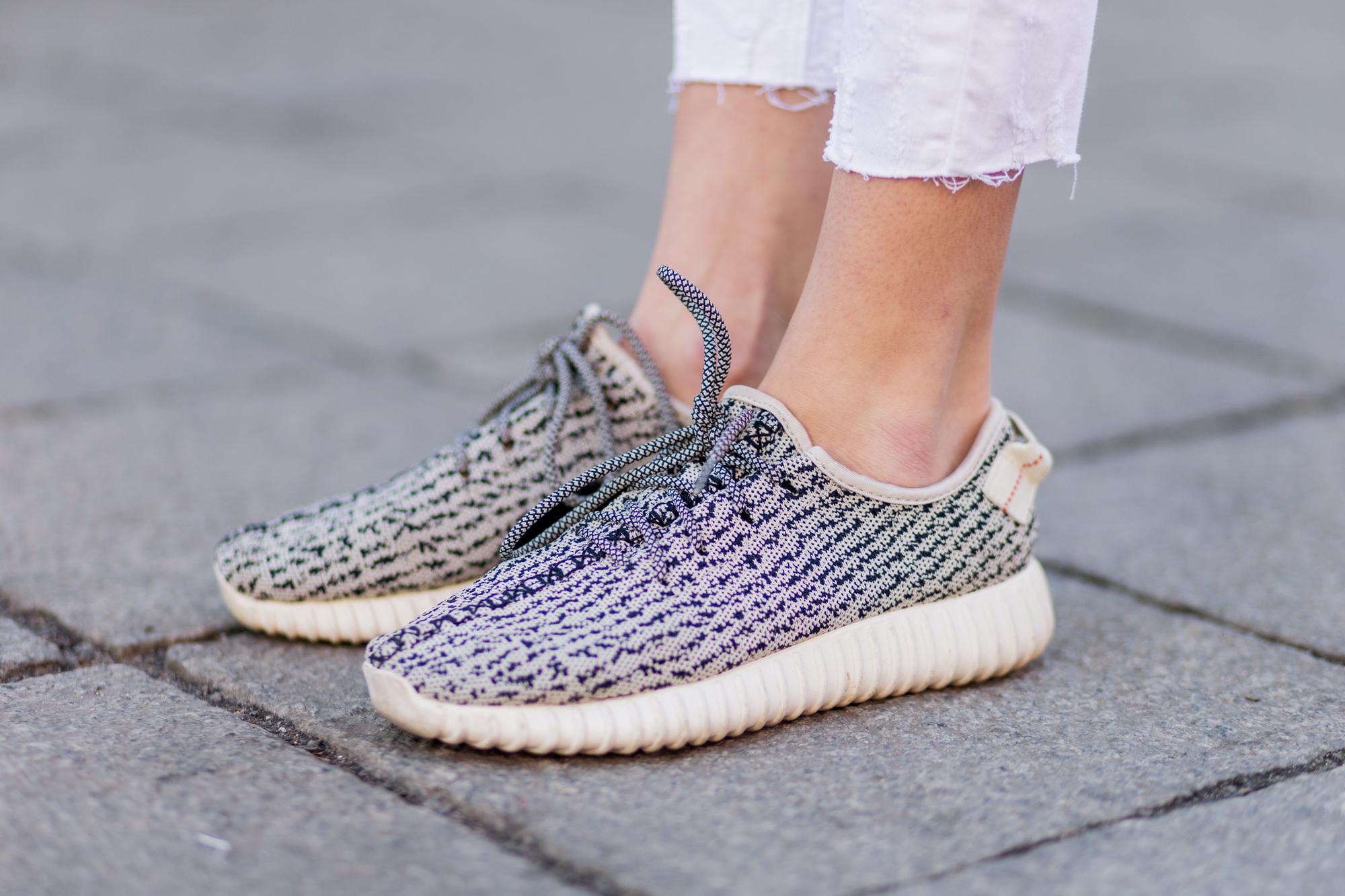 12 Knit Sneakers to Buy if You Couldn't Snag a Pair of Yeezys