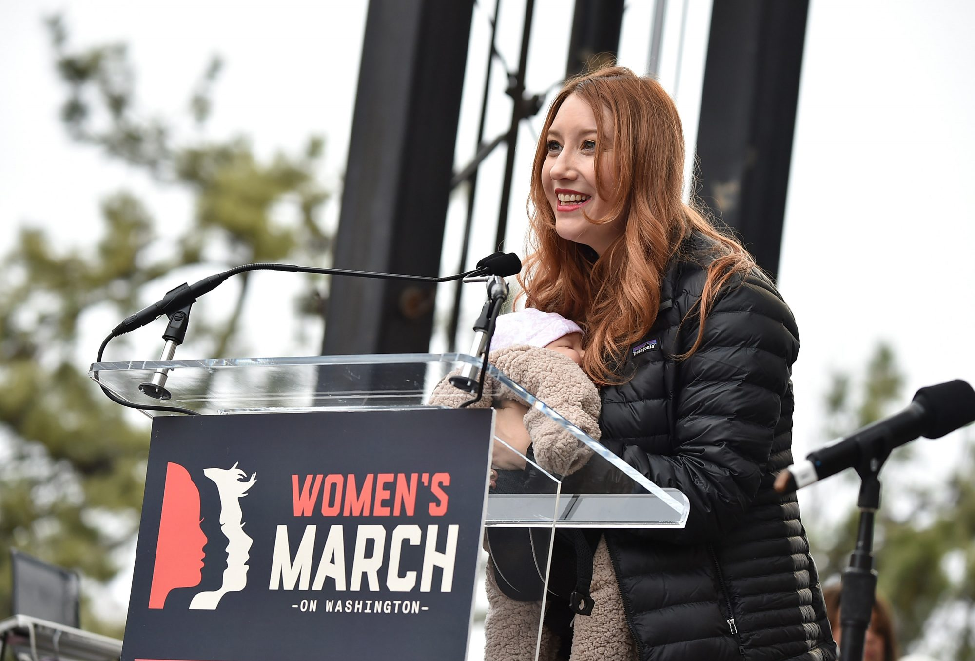 Women's March Co-President Says White Women Need to Acknowledge Their Privilege