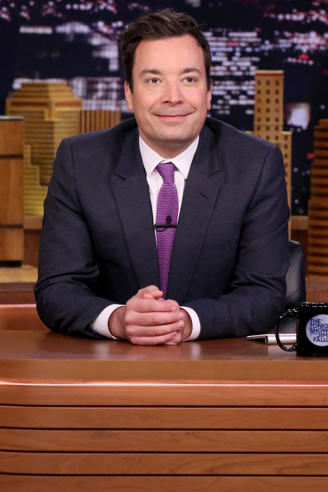 <em>Tonight Show</em> Tapings Canceled This Week After Jimmy Fallon's Mother Dies