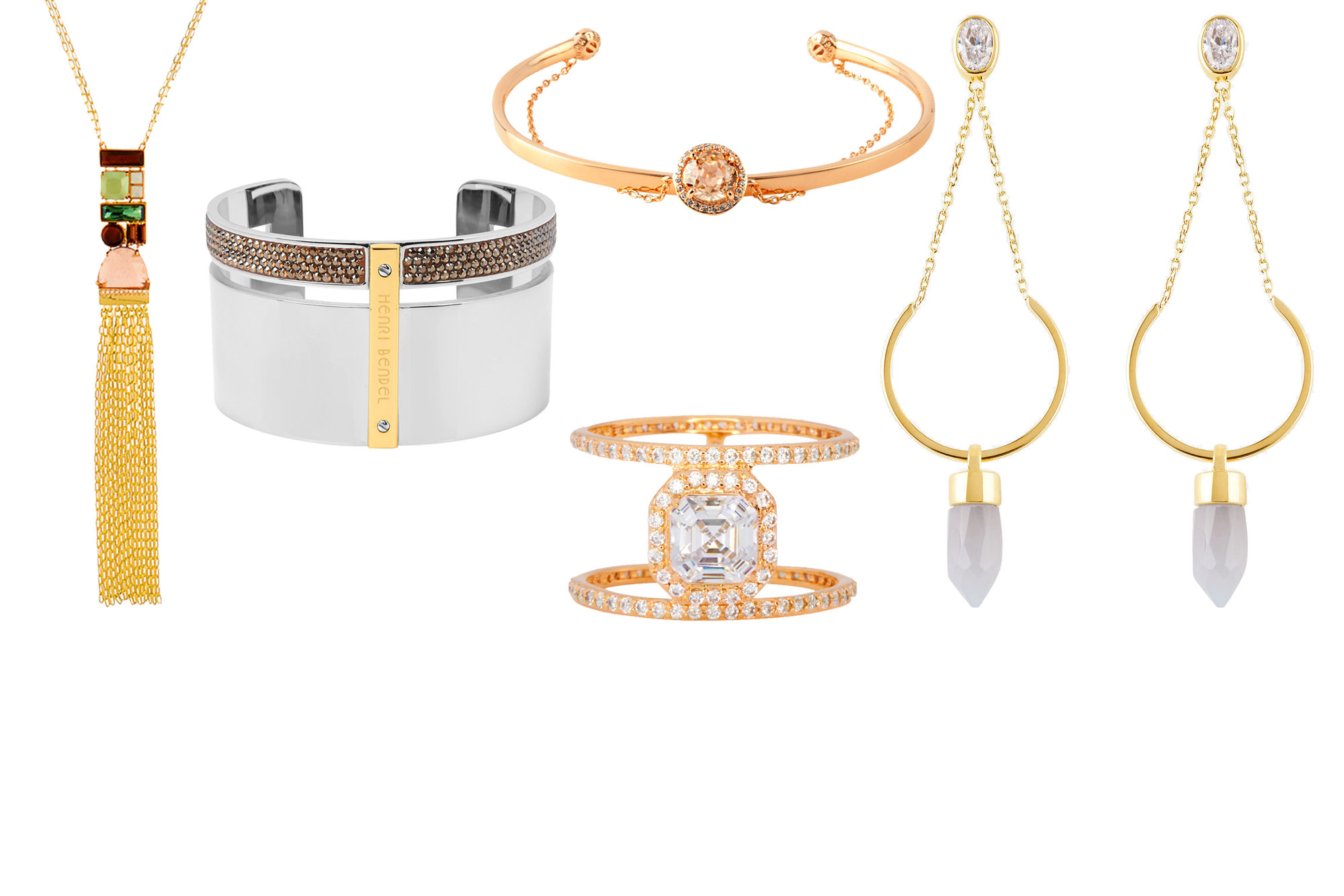 Henri Bendel Has Pretty Jewelry on Sale Right Now for Under $100