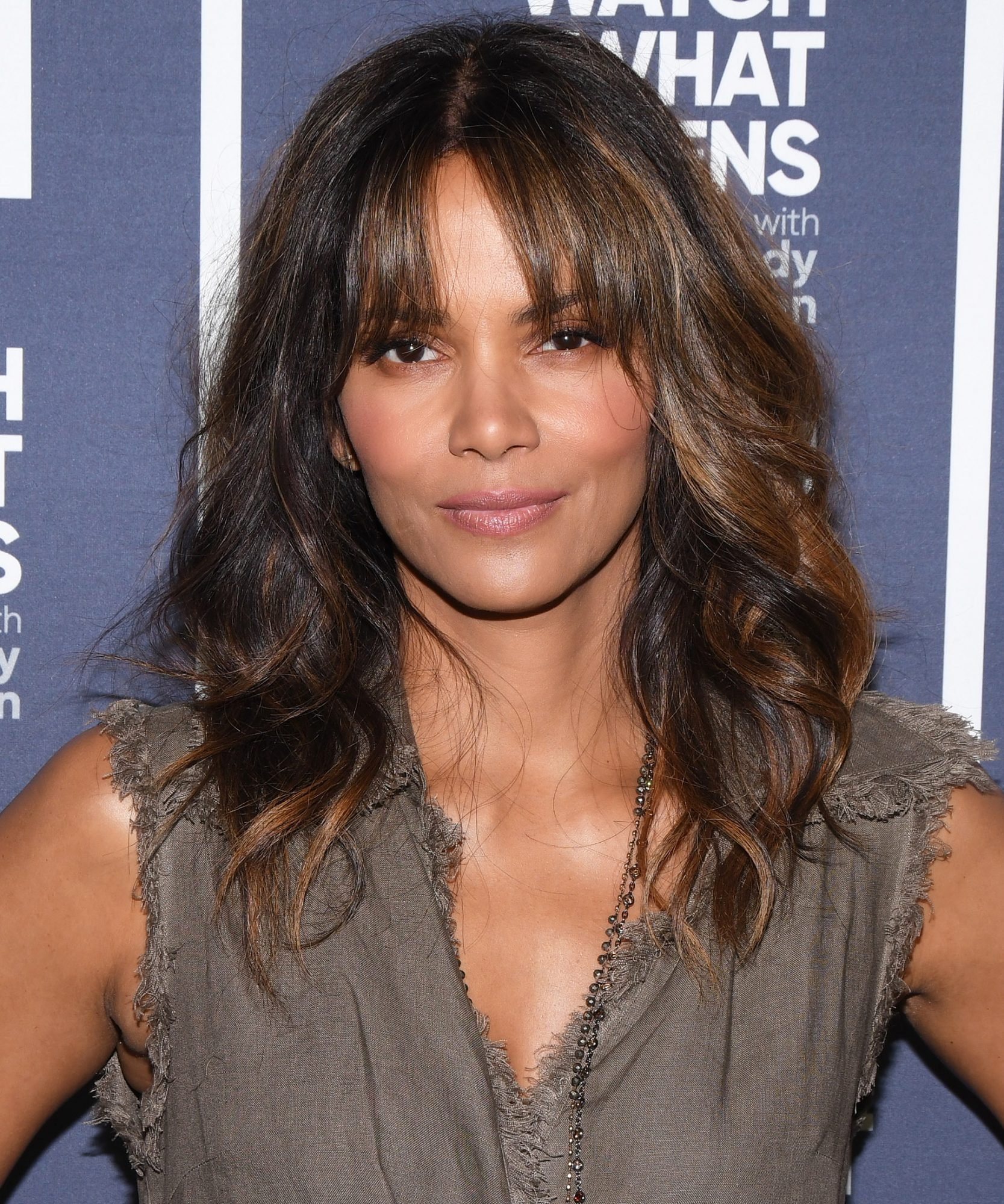 This Is Halle Berry's Most Unexpected Hairstyle Yet