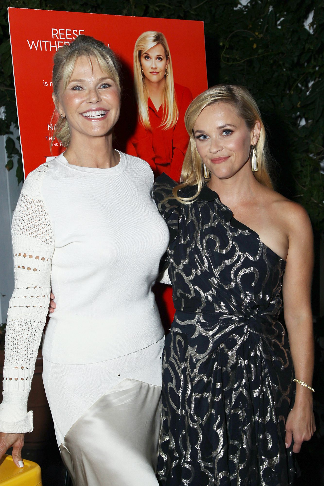 Christie Brinkley and Reese Witherspoon