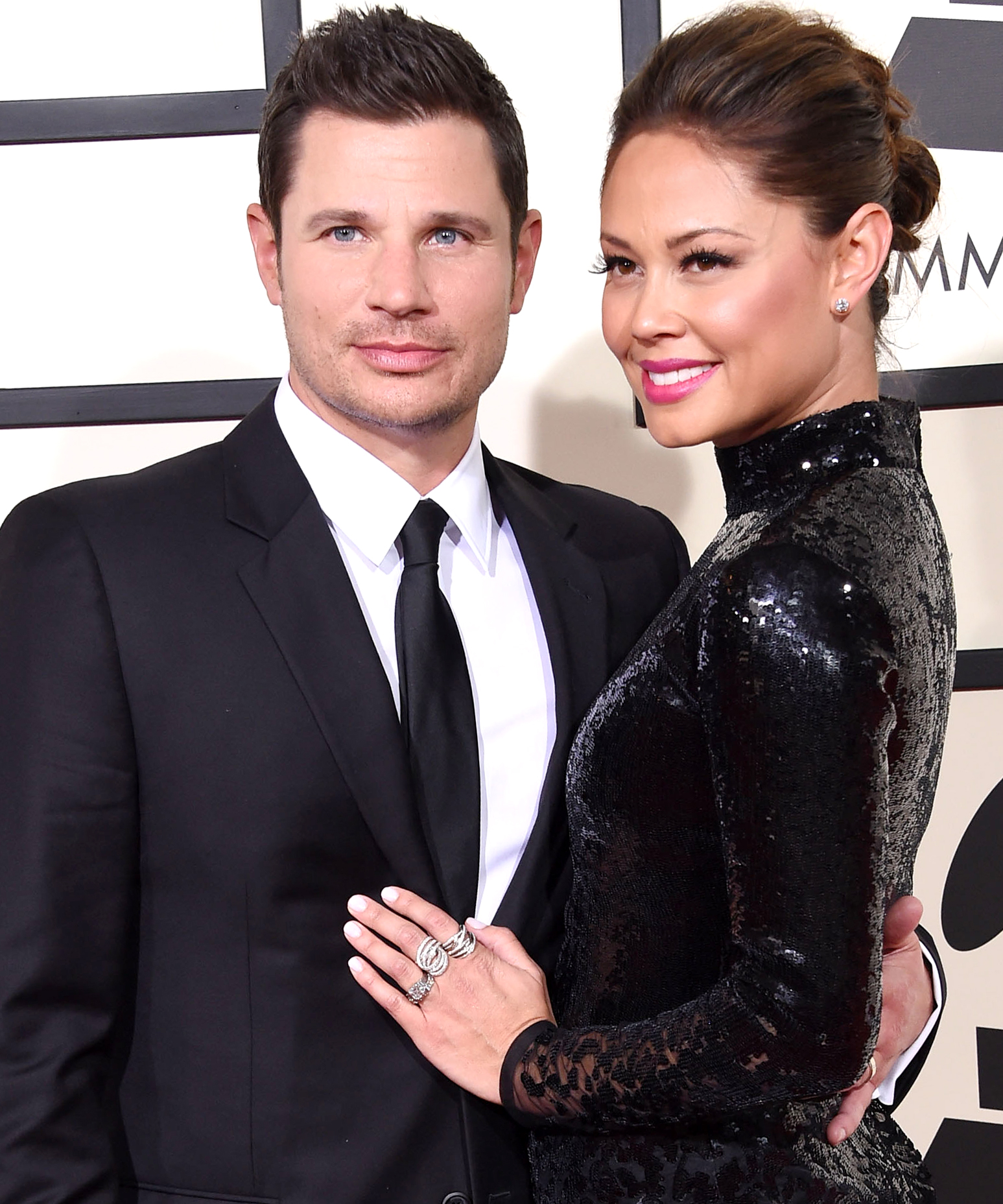 Nick and Vanessa Lachey are Headed to Dancing with the Stars!