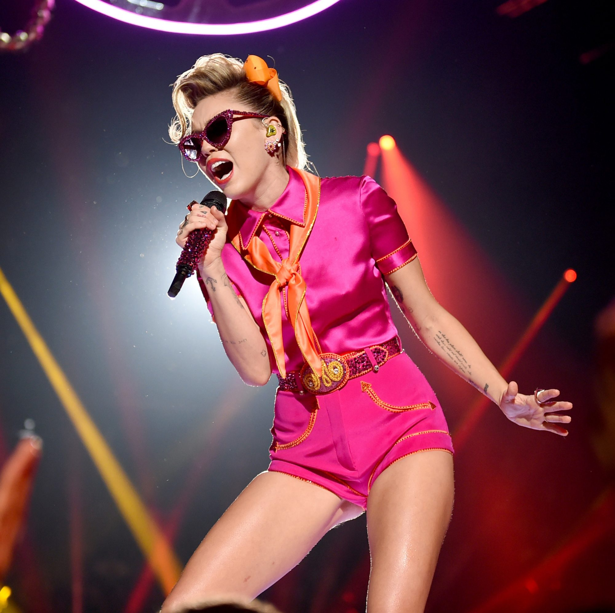 This Is the Miley Cyrus Performance We All Needed