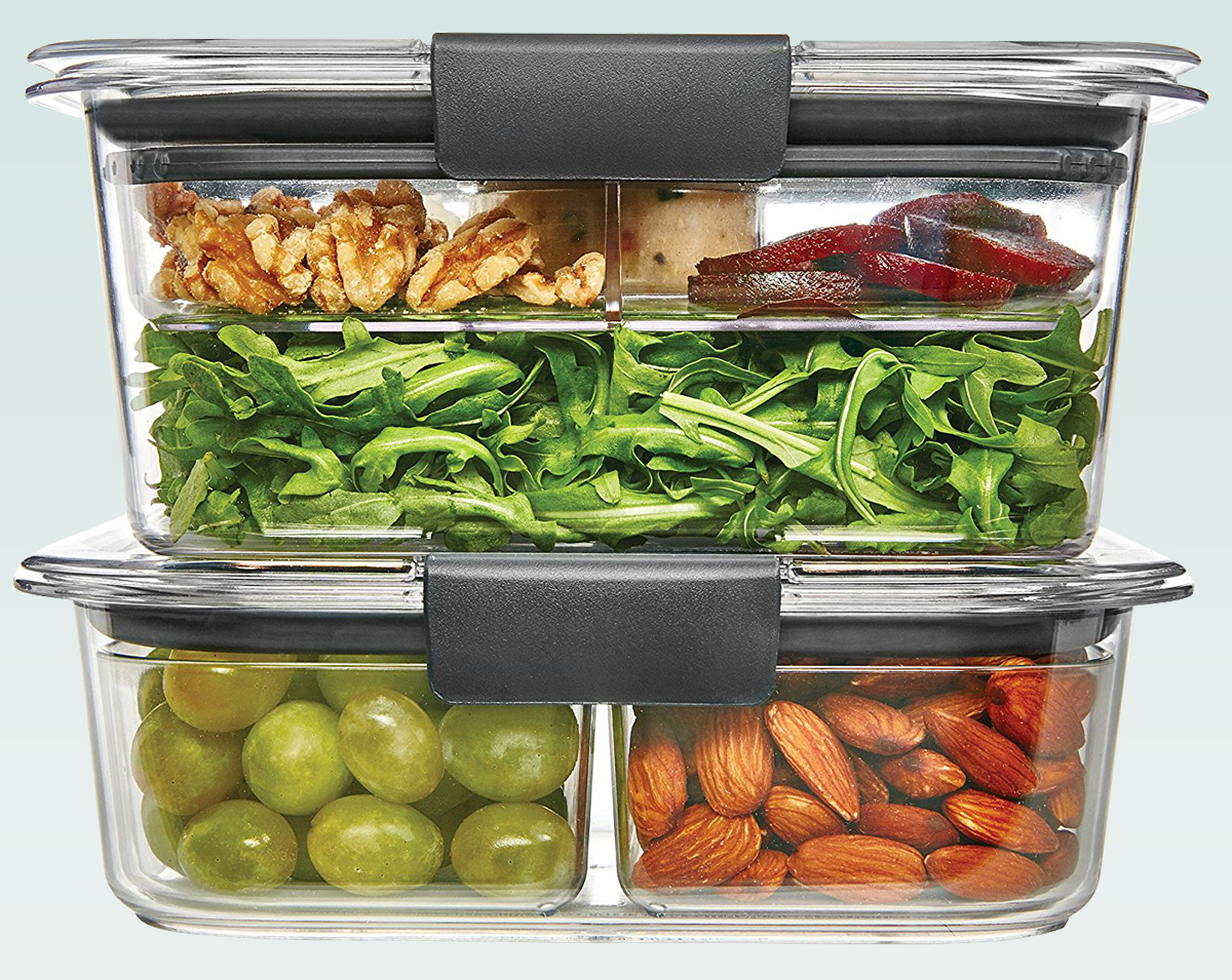 5 Salad Containers That Will Improve Your Meal-Prep Game
