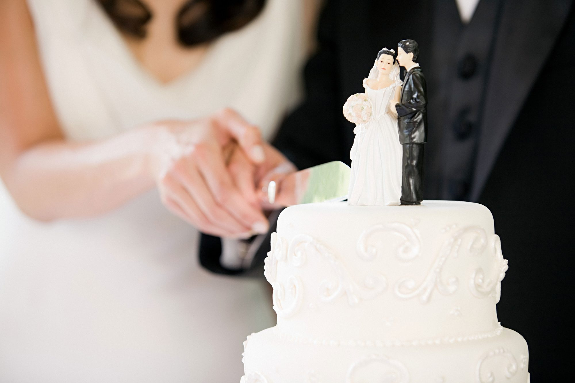 The Origin of Saving Your Wedding Cake