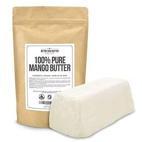 Unrefined Shea Butter by Better Shea Butters