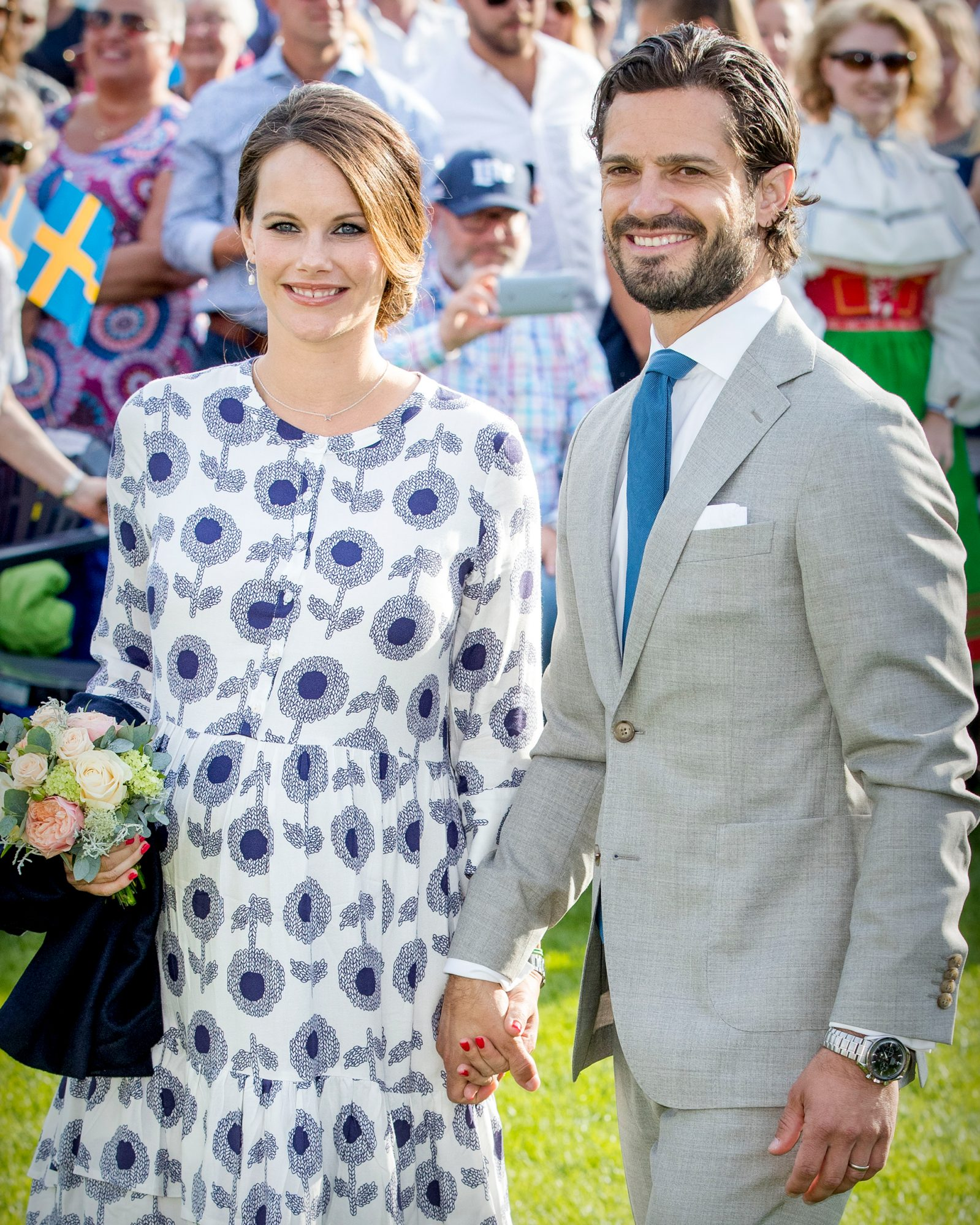 A New Royal Baby Is Here! Princess Sofia and Prince Carl Philip Welcome Second Child