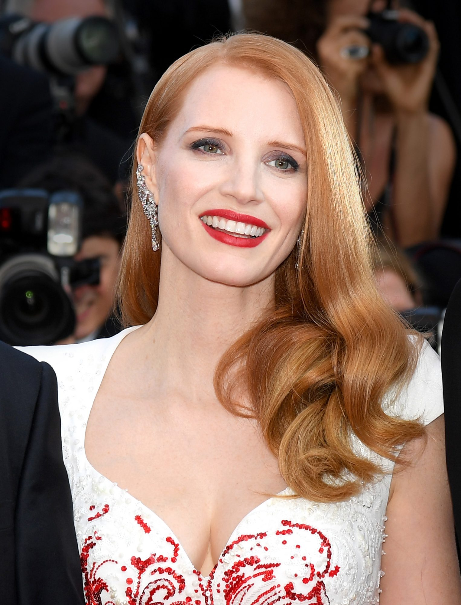 The 7 Beauty Products Jessica Chastain Swears By