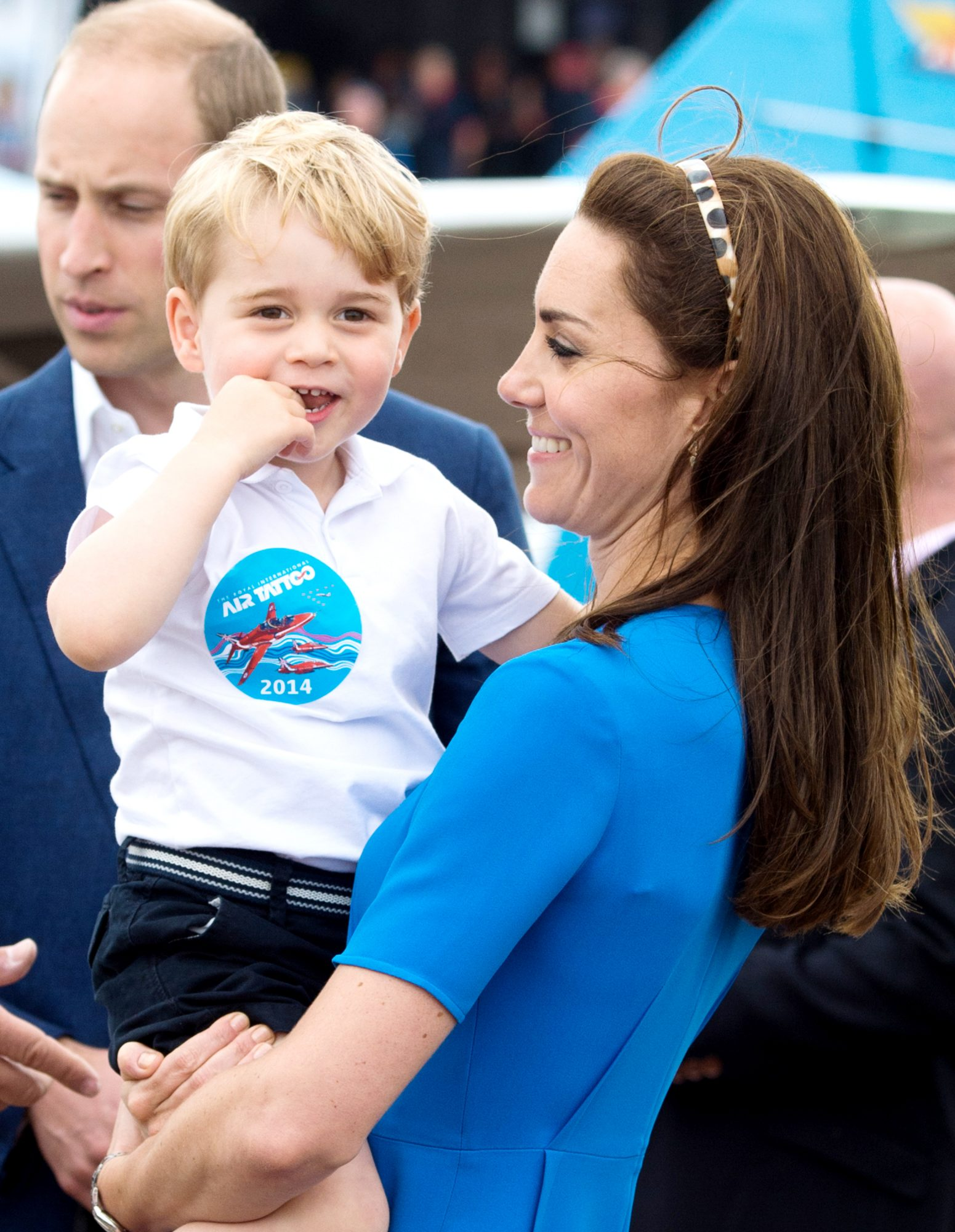 Kate Middleton May Miss George's First Day of School Due to Severe Morning Sickness