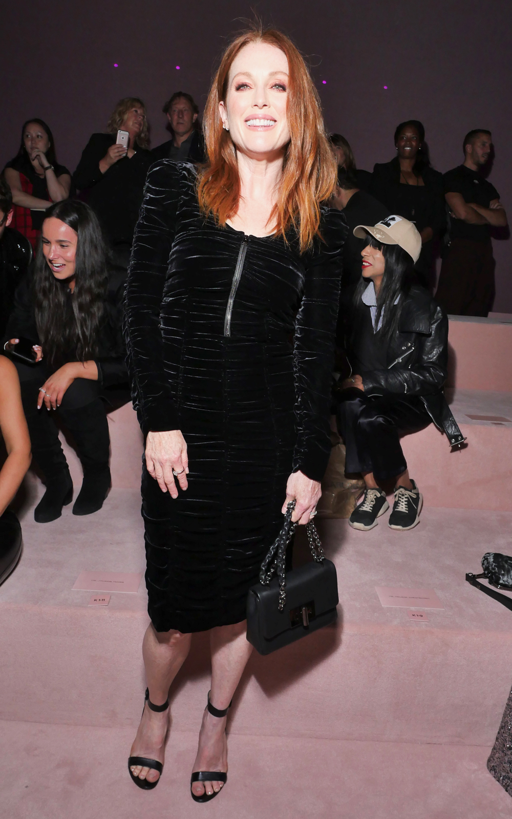 <p>Julianne Moore </p>