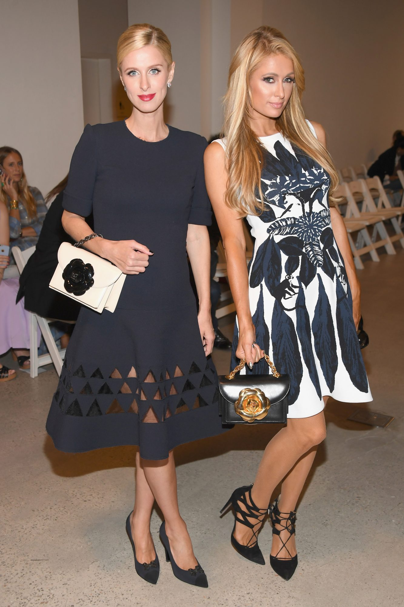<p>Nicky Hilton and Paris Hilton</p>
