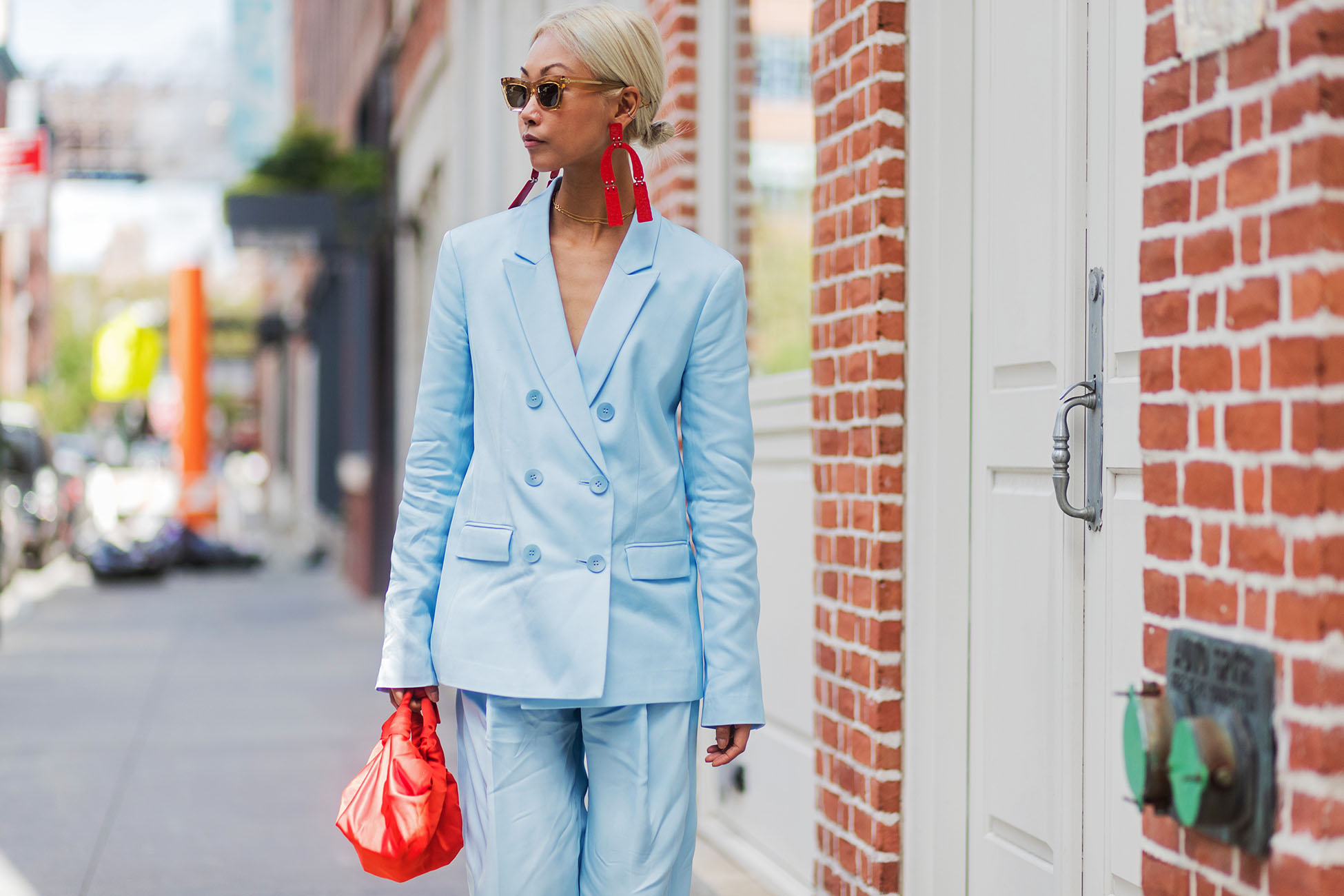 <p>Baby Blue (and Red!)</p>