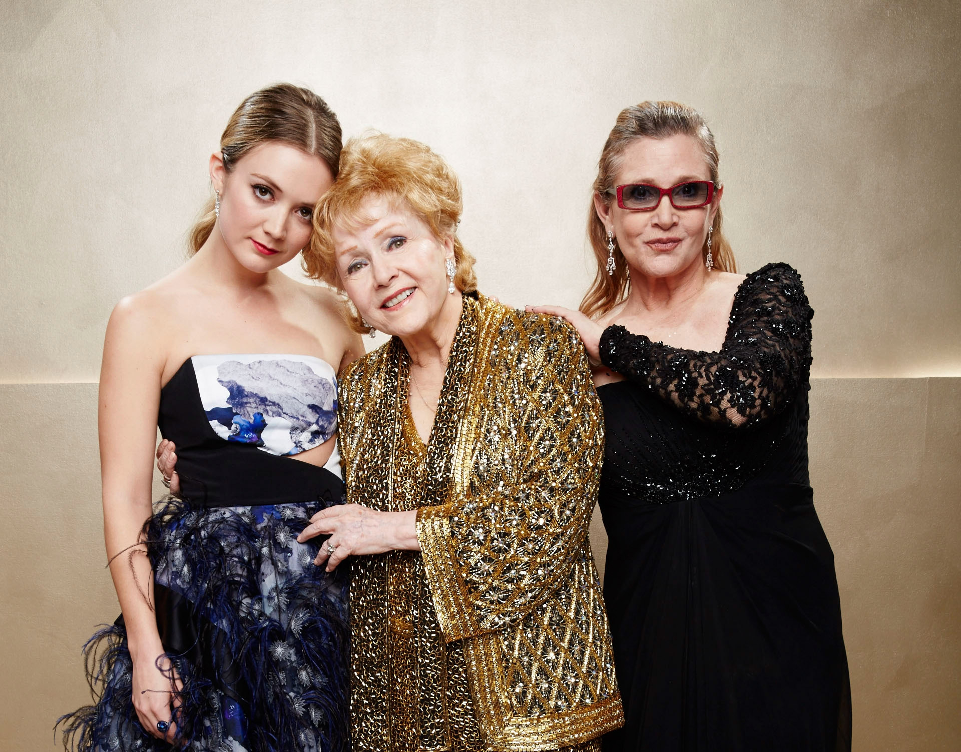 Billie Lourd Posts Touching Tribute to Late Grandmother Debbie Reynolds for Her 86th Birthday
