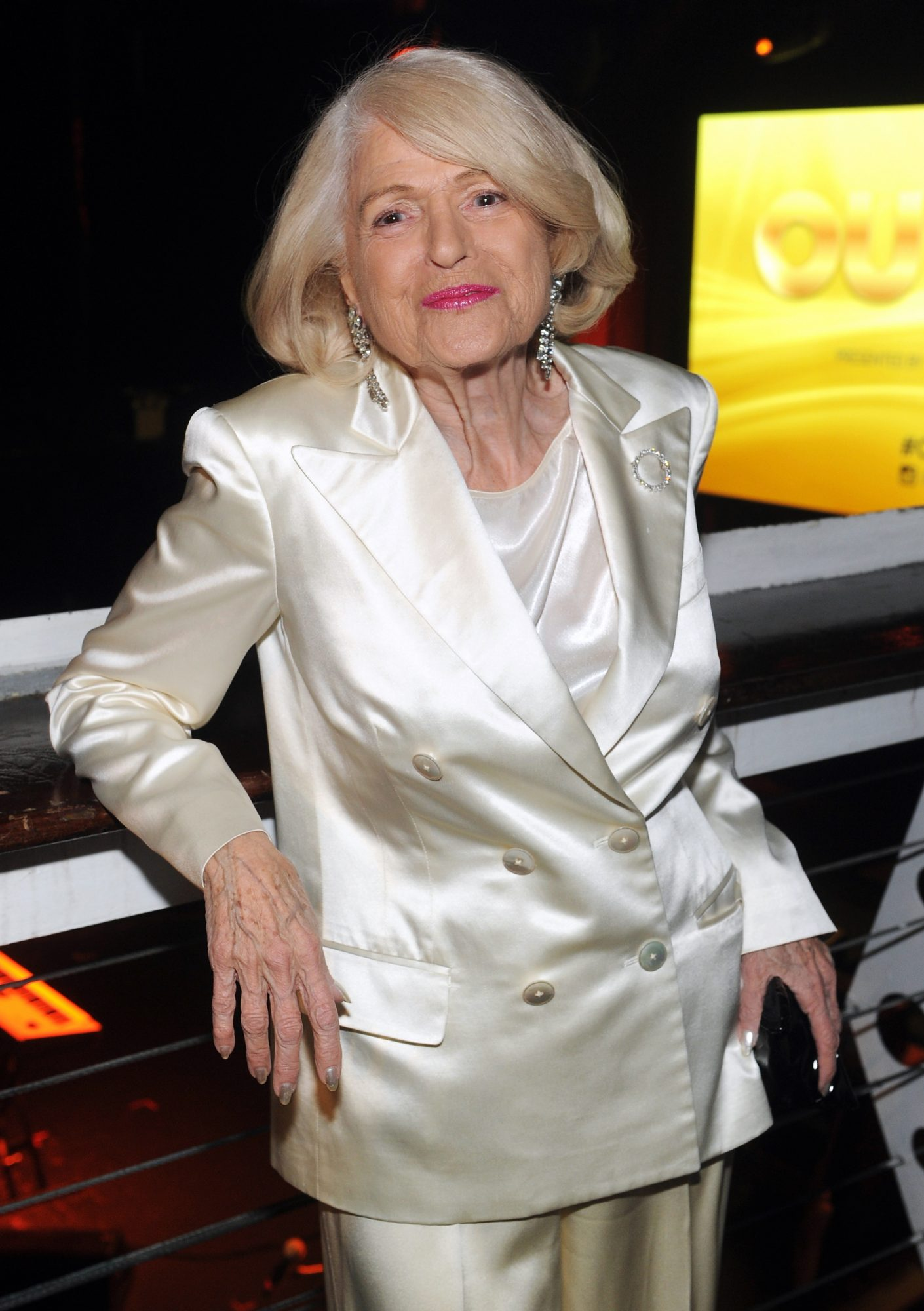 LGBTQ Rights Pioneer Edith Windsor Has Passed Away:Celebrities Pay Tribute