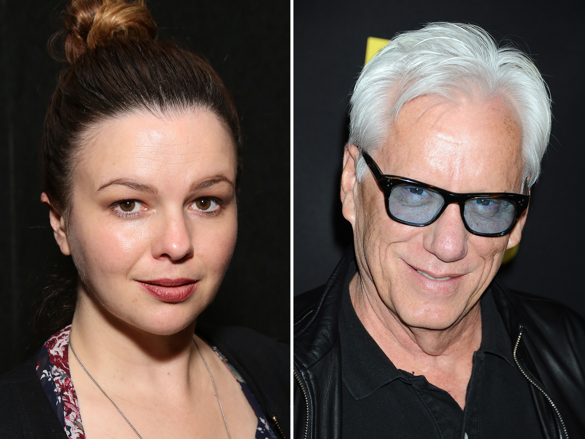 Amber Tamblyn Calls Out James Woods in a Powerful Open Letter