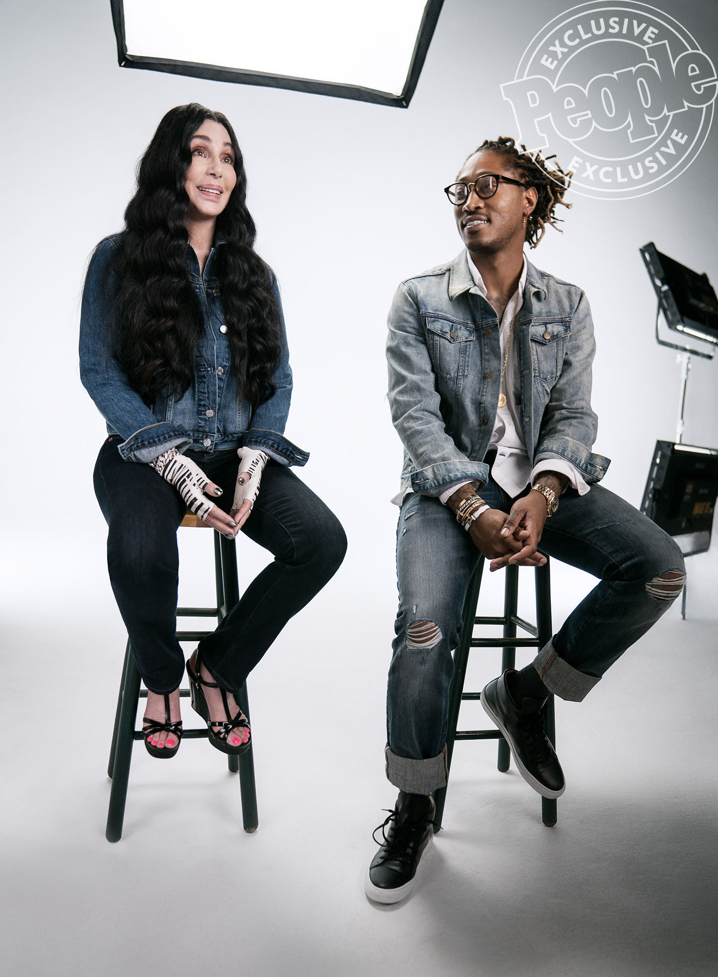 Listen to Cher and Future's New Duet—It's for Gap's New Fall Campaign