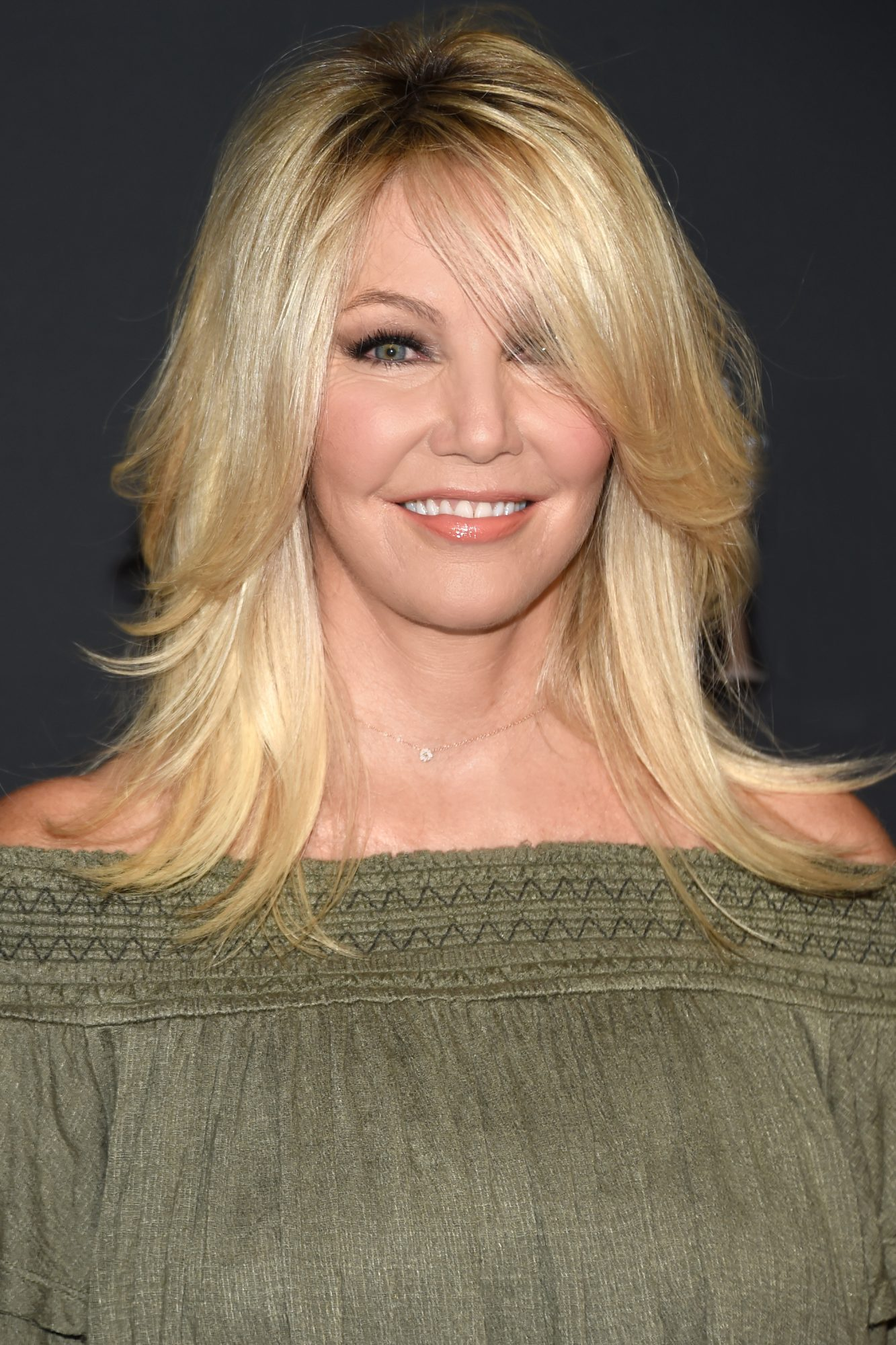 Heather Locklear Has Been Hospitalized After a Car Accident