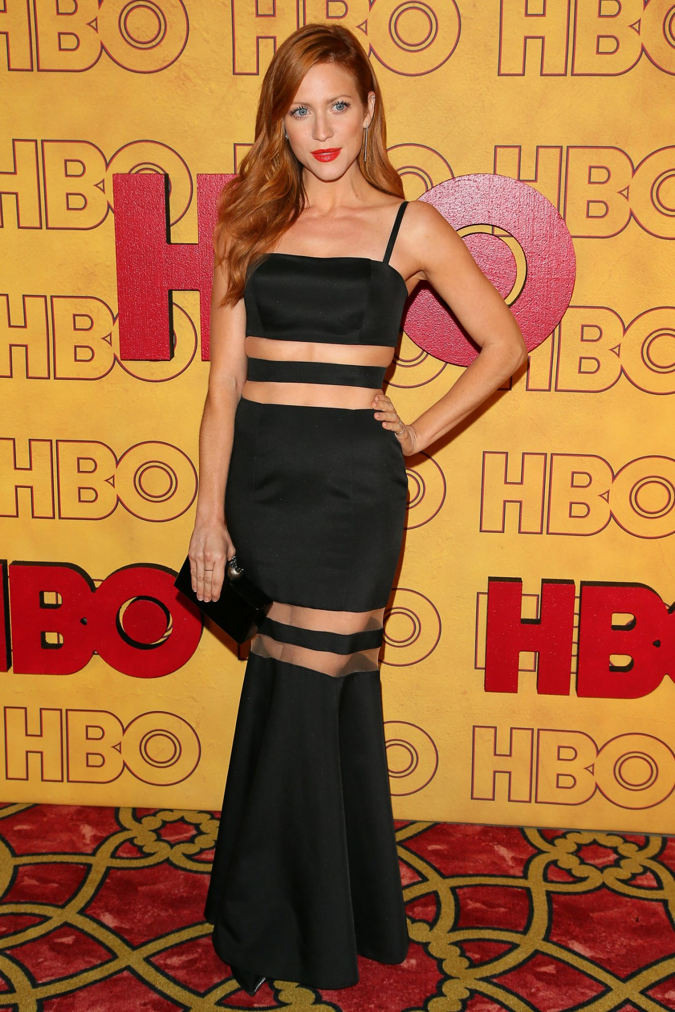 <p>Brittany Snow</p>