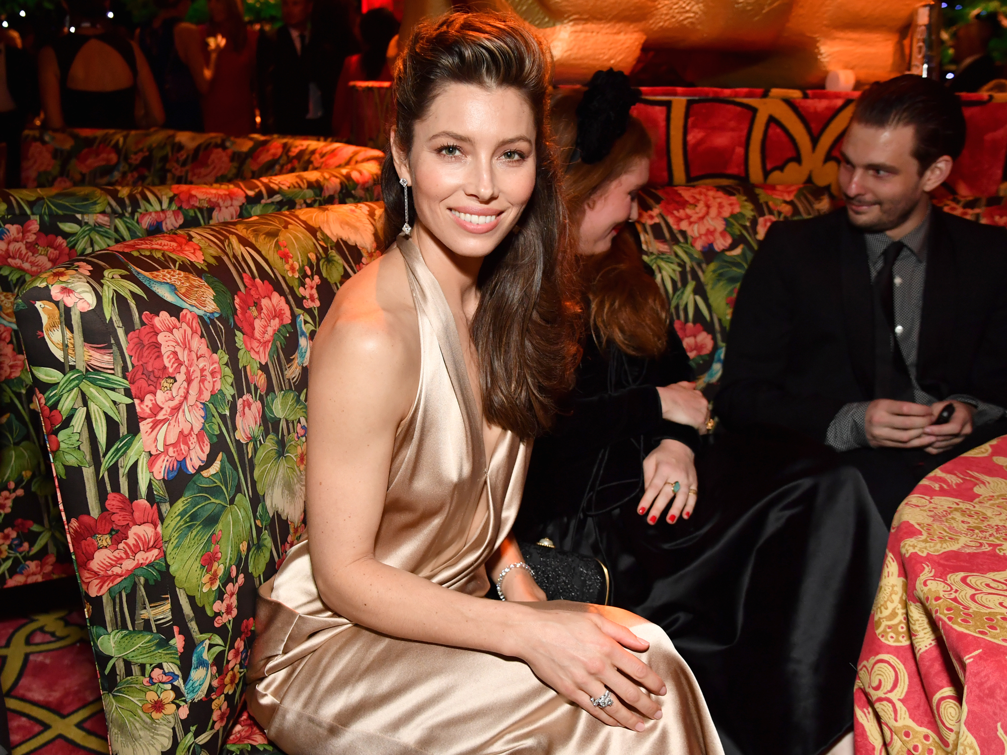Jessica Biel - Emmy After Party - Lead