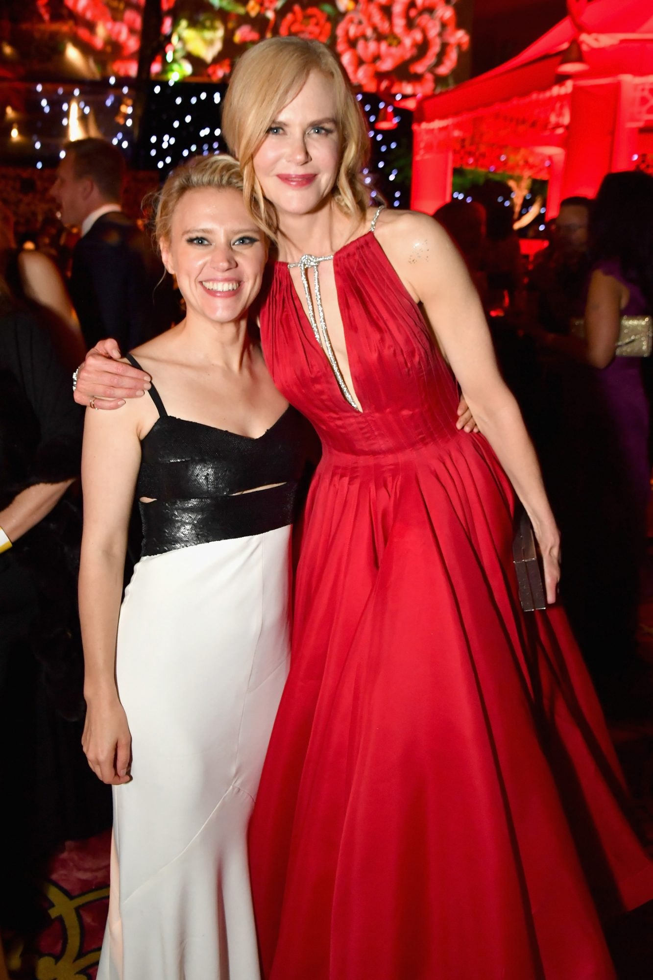 Kate McKinnon and Nicole Kidman