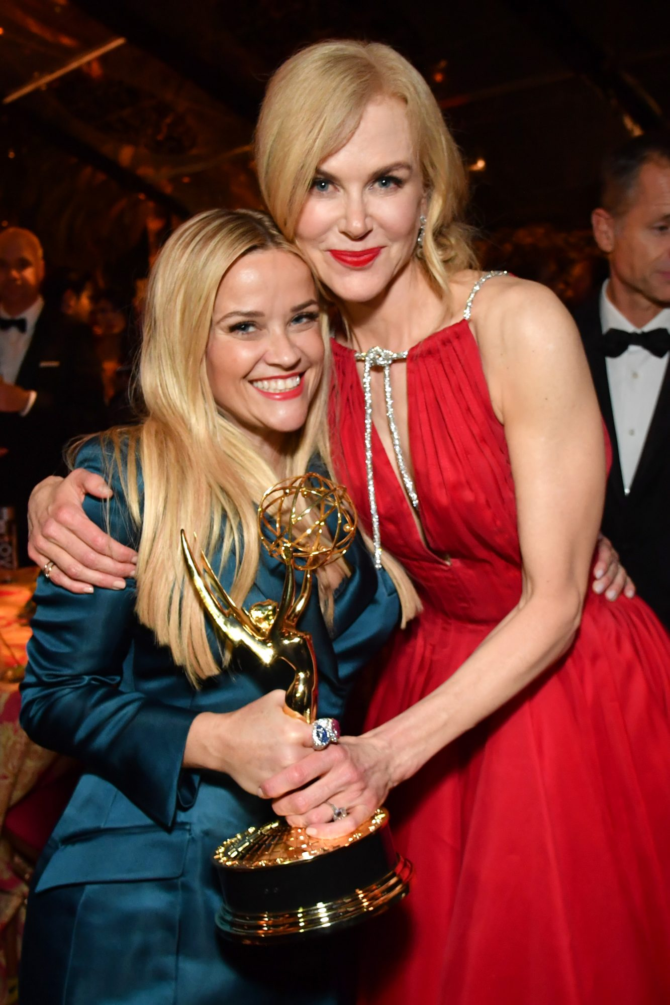 <p>Reese Witherspoon and Nicole Kidman</p>
