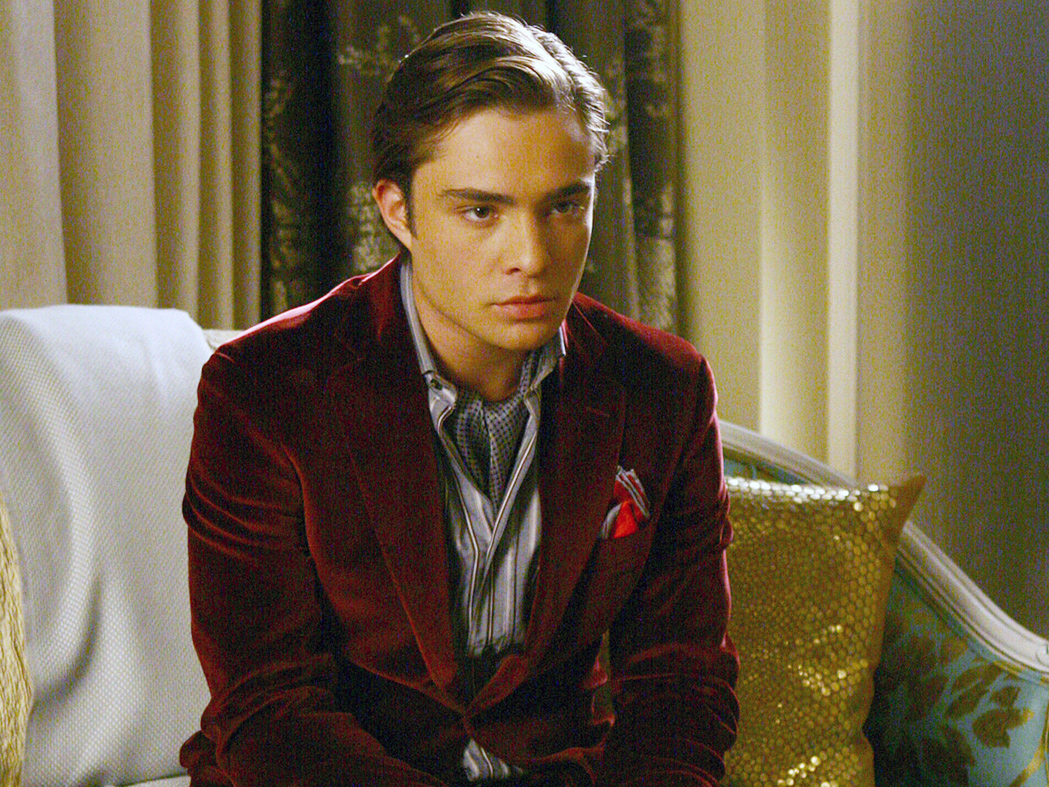 <p>Chuck Bass Is Not Just a Pompous A-Hole</p>