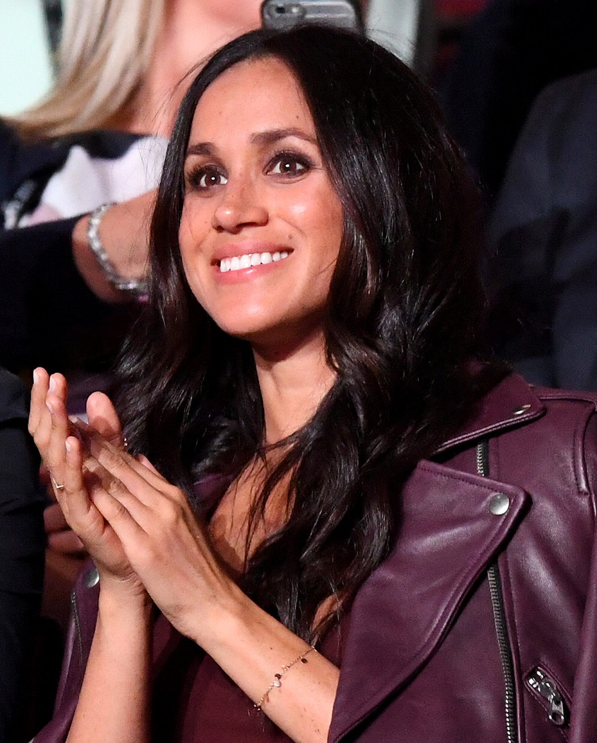 See All the Photos from Meghan Markle's First Public Outing with Prince Harry