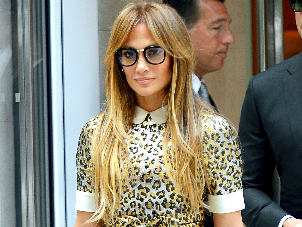 Jennifer Lopez Glasses
