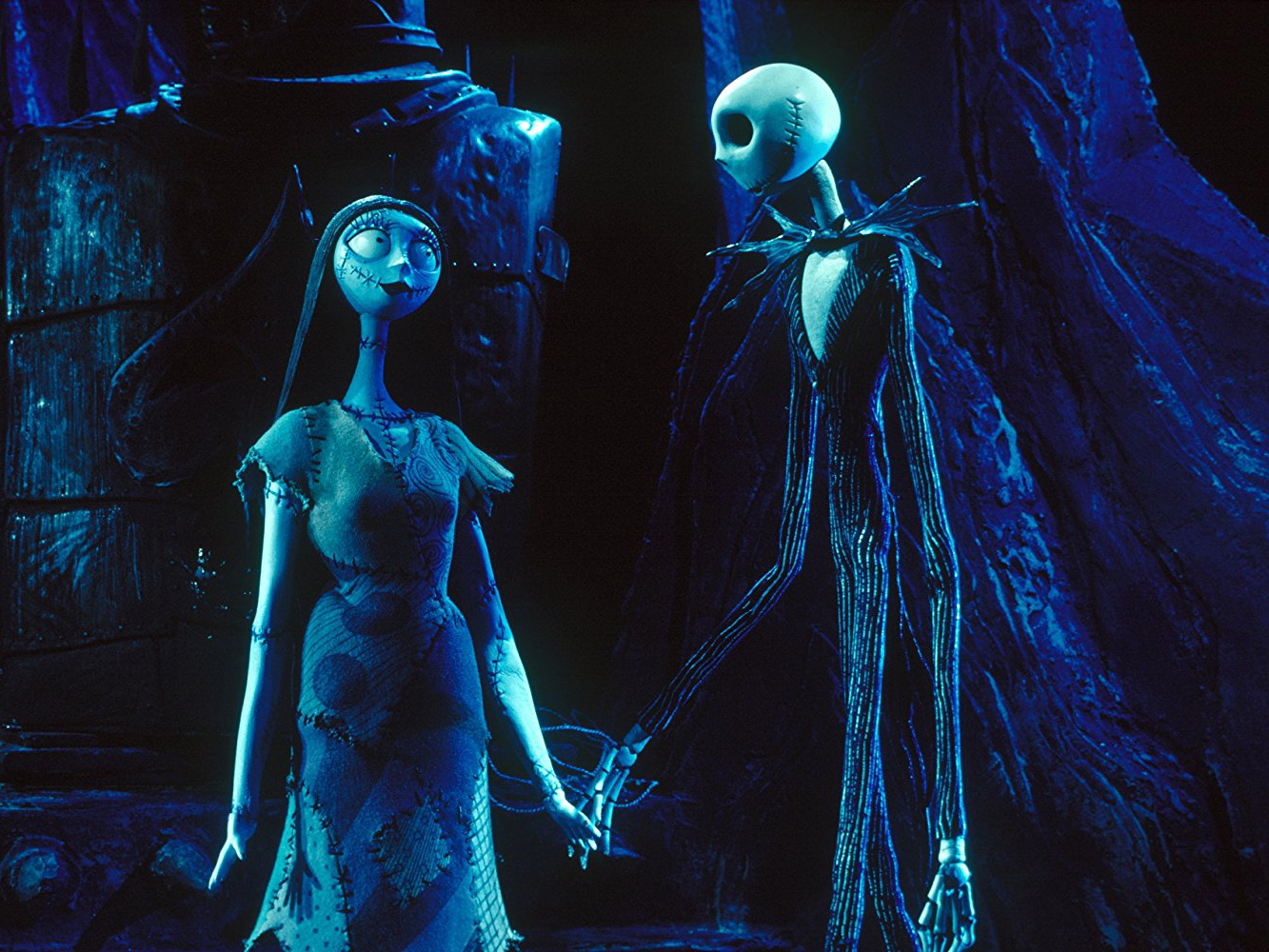 <p><em>The Nightmare Before Christmas</em> (1993)</p>