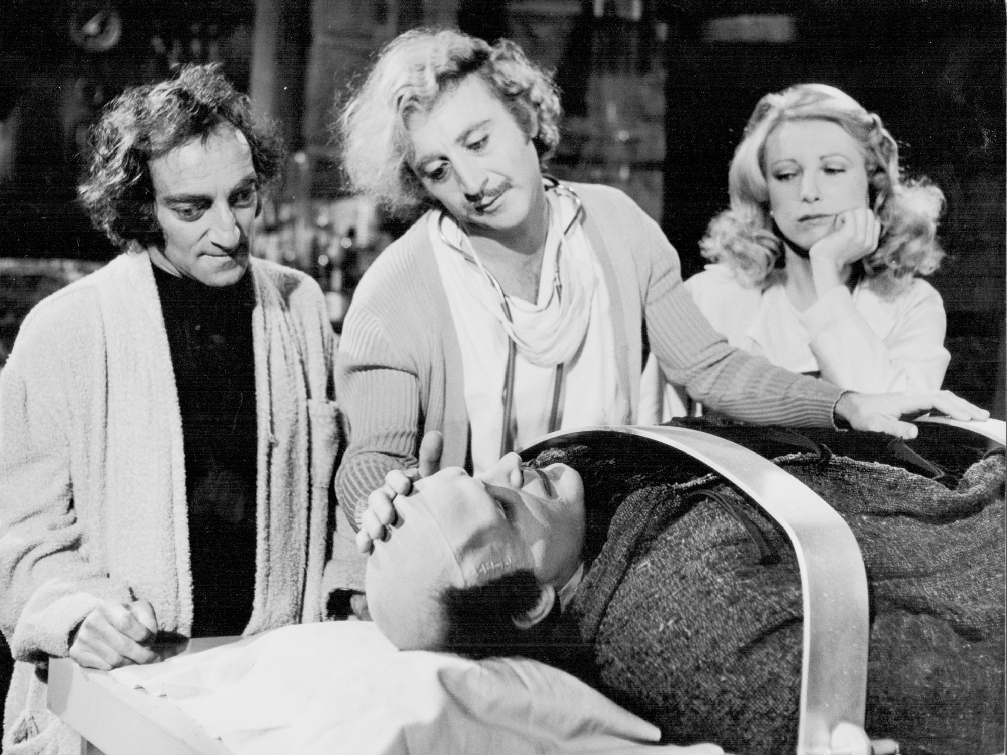<p><em>Young Frankenstein</em> (1974)</p>