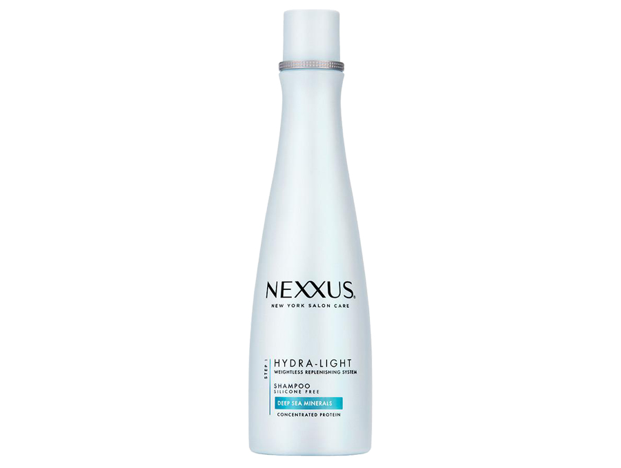 Nexxus Hydra-Light Weightless Moisture Shampoo for Normal to Oily Hair
