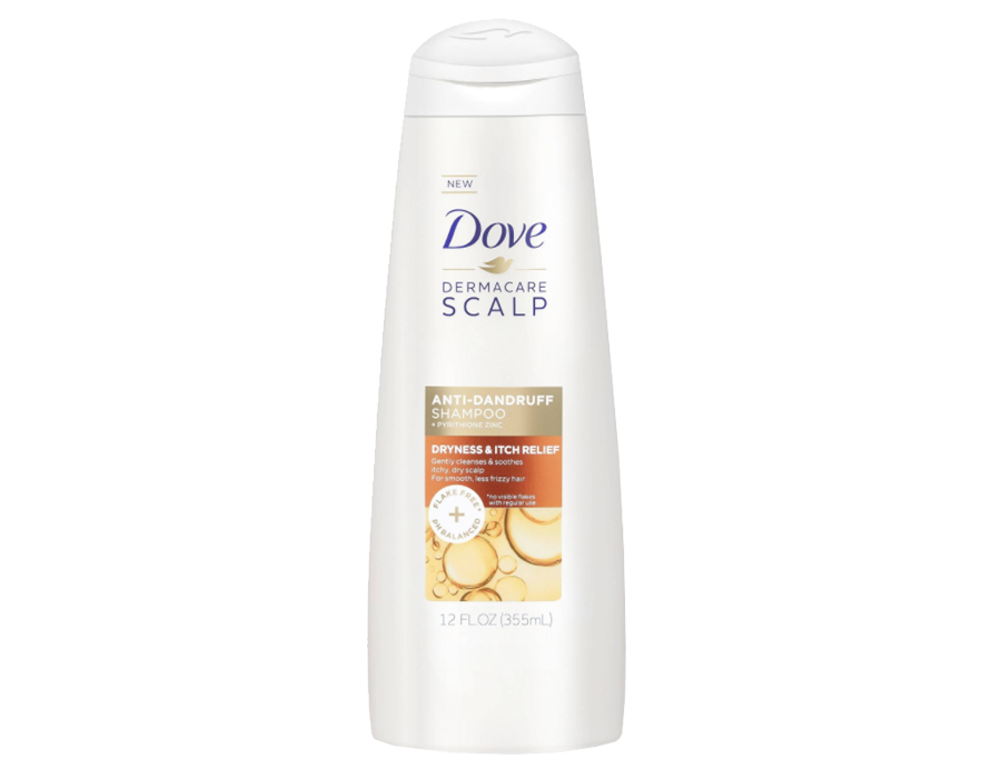 Dove Derma Care Scalp Dryness & Itch Relief Anti-Dandruff Shampoo