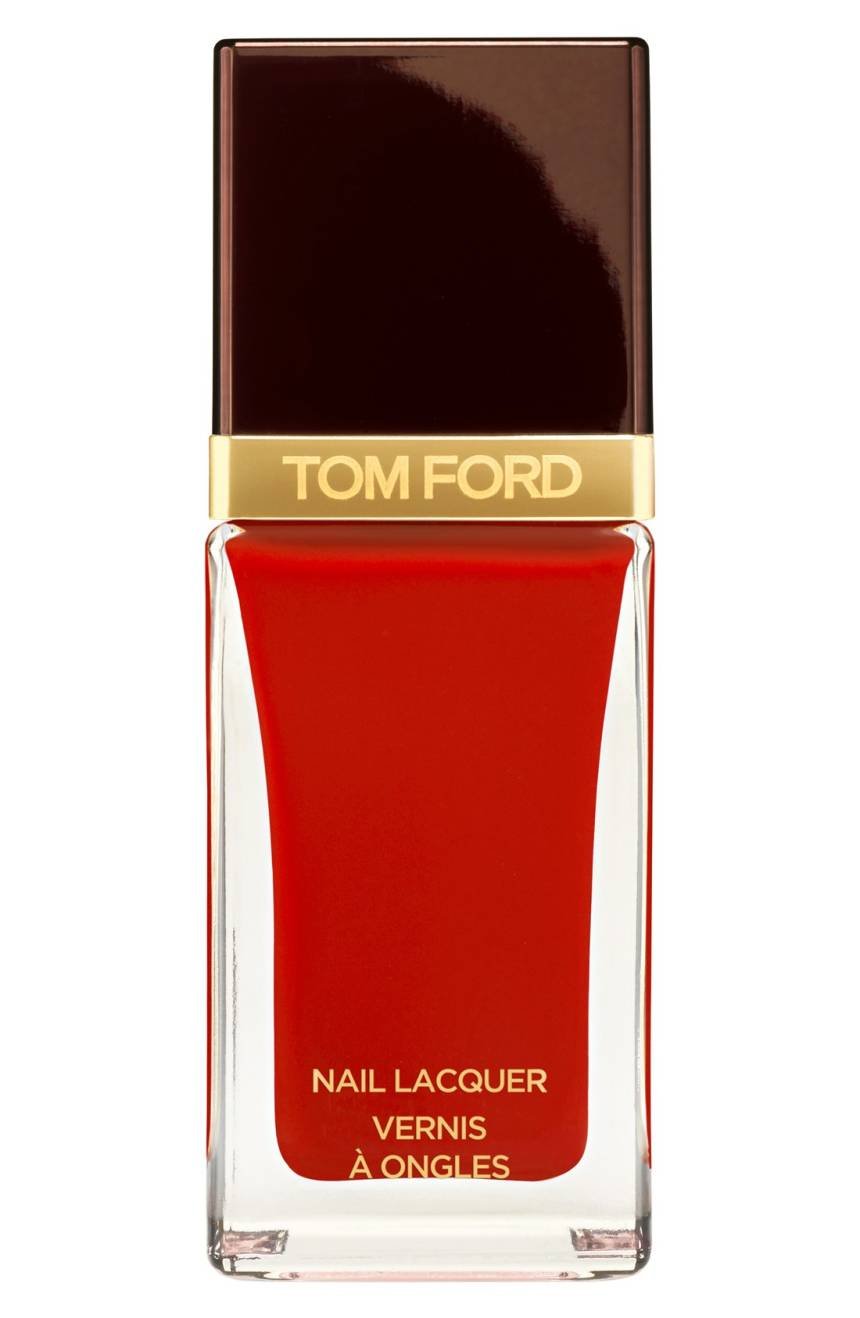 Tom Ford Nail Lacquer in Scarlet Chinois
