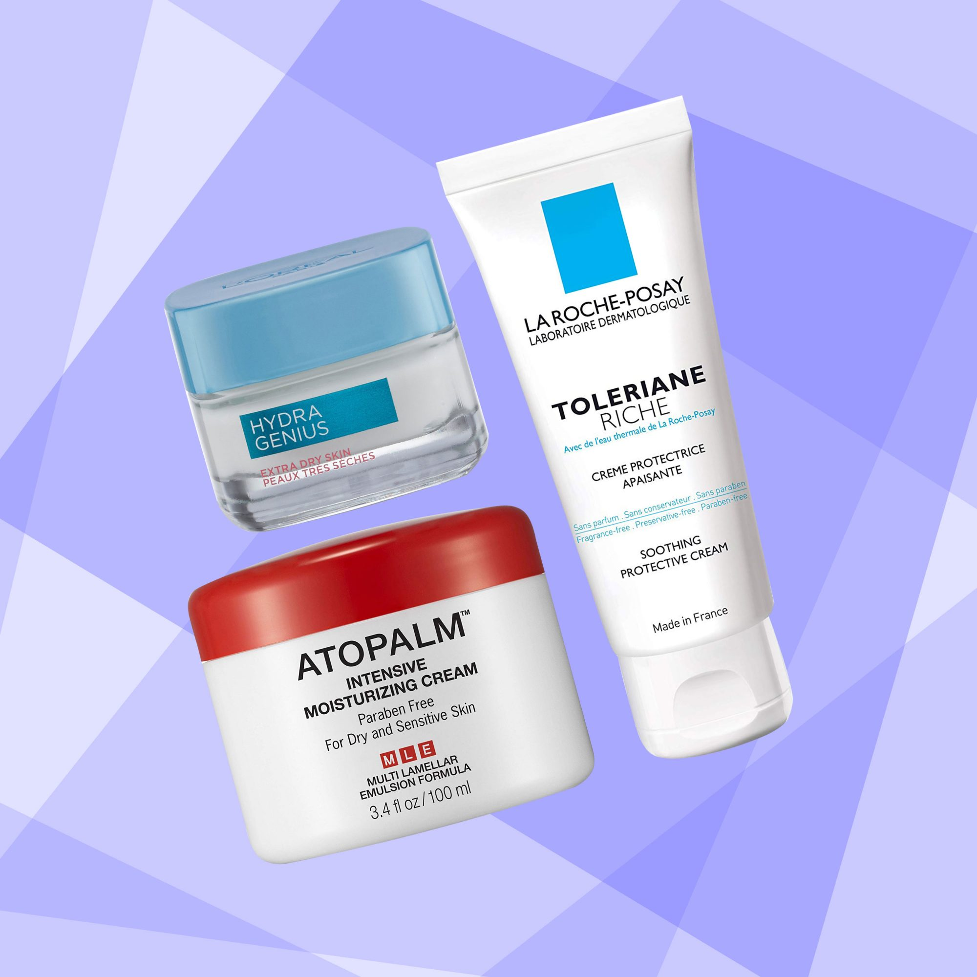 The Best Drugstore Moisturizers for Dry Skin