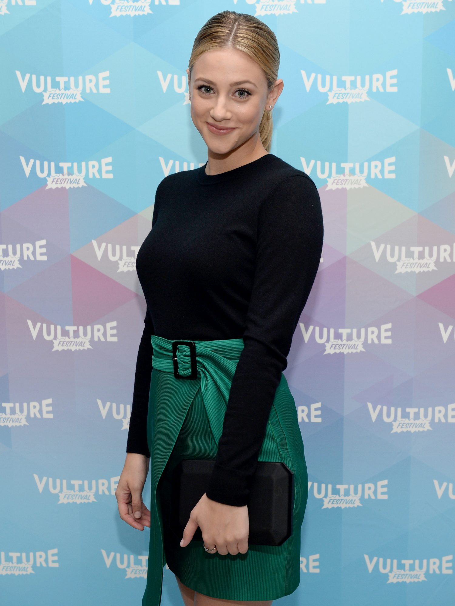 Lili Reinhart Gets Candid About Battling Anxiety Before Landing <em>Riverdale</em>