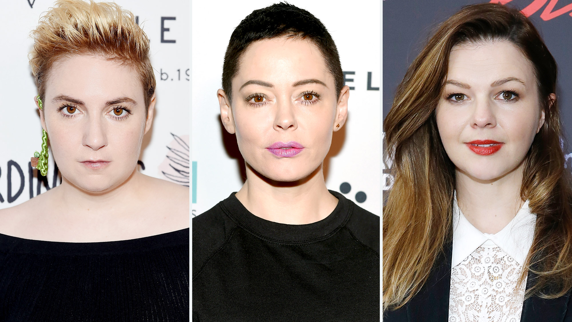 Actresses Lend Support to the Women Who Spoke Out Against Harvey Weinstein