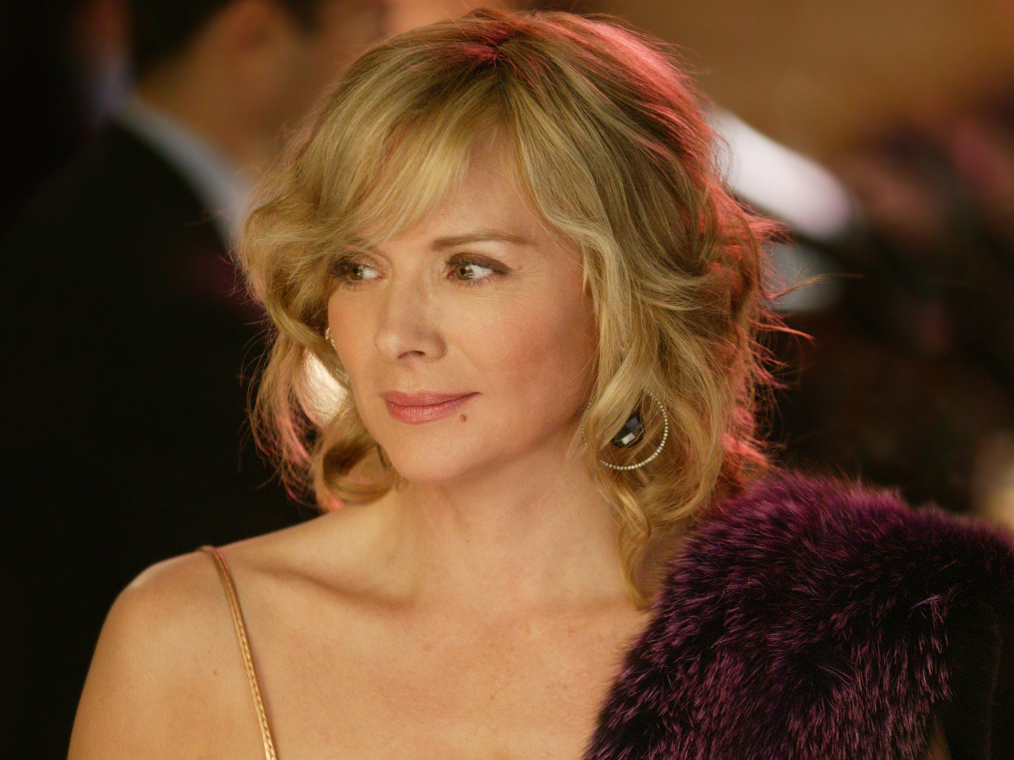 """Kim Cattrall Says Ellen DeGeneres Is a """"Fabulous"""" Choice to Play Samantha in <em>Sex and the City 3</em>"""