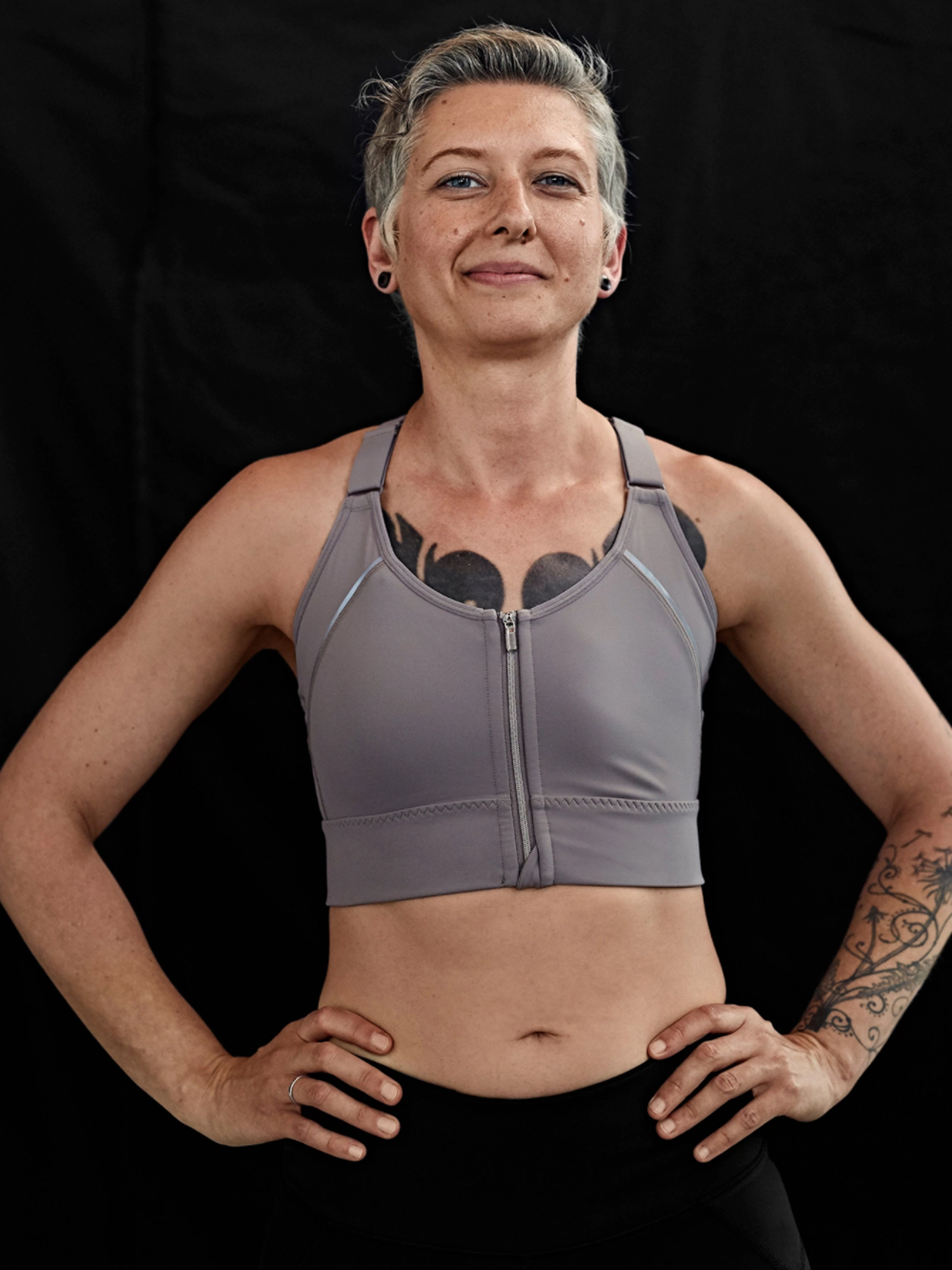 This Athleta Sports Bra Was Specially Designed for Women Who Have Had a Mastectomy