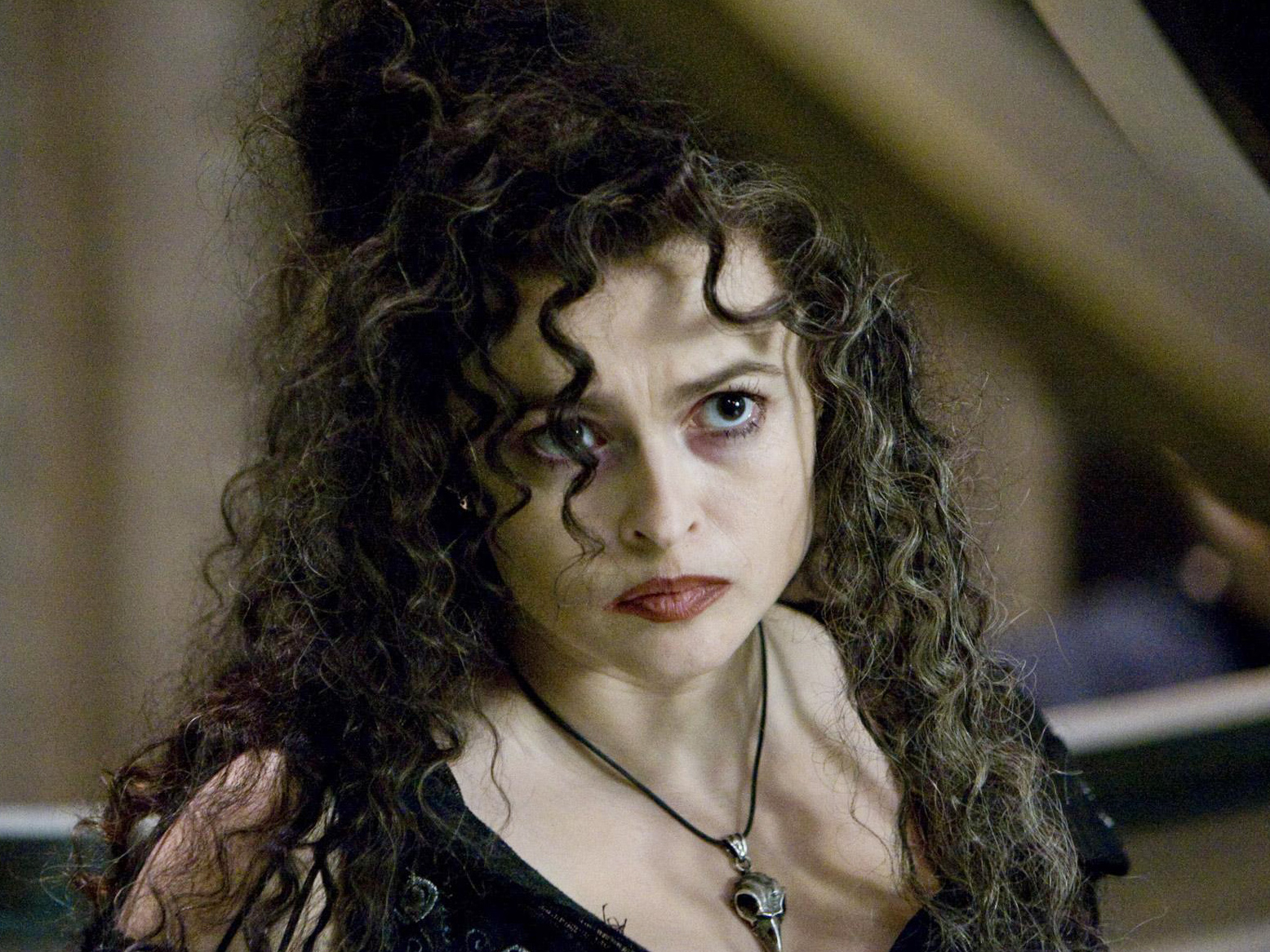 Bellatrix from Harry Potter